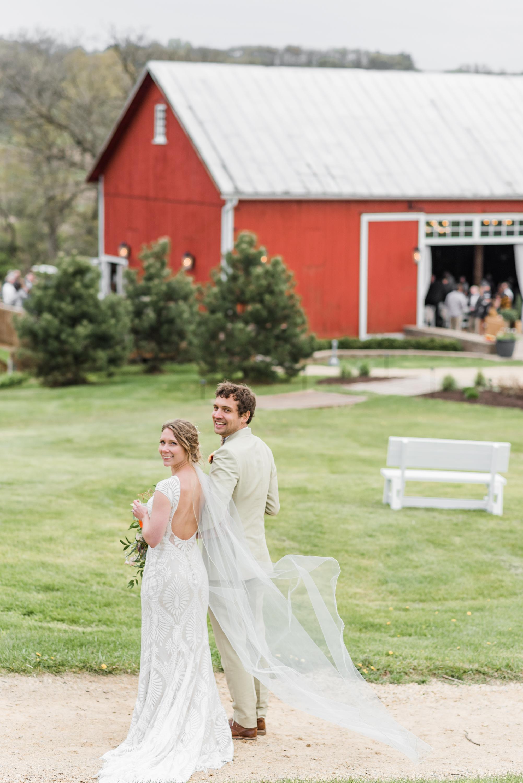 Bridle Barn and Gardens Wedding