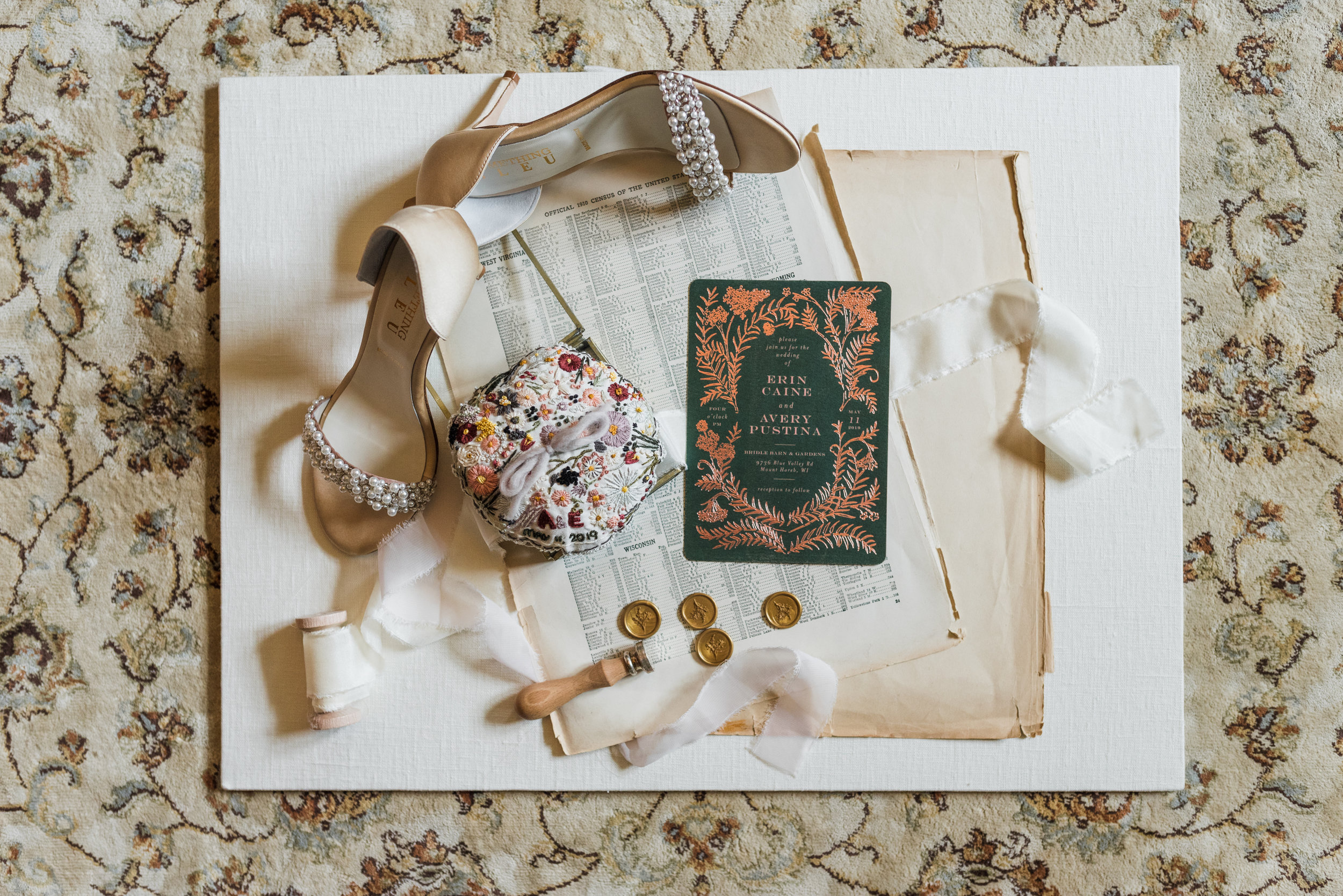 Bridl Barns and Garden Wedding