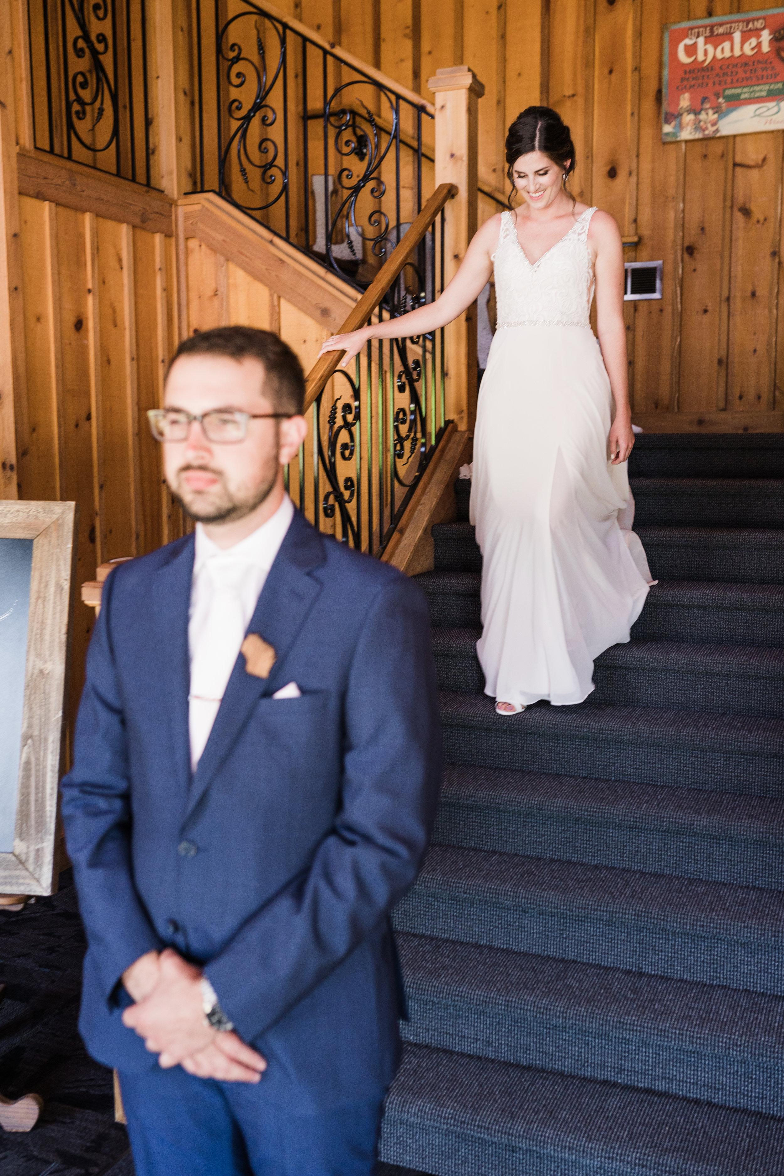 Little Switzerland Slinger Wisconsin Wedding