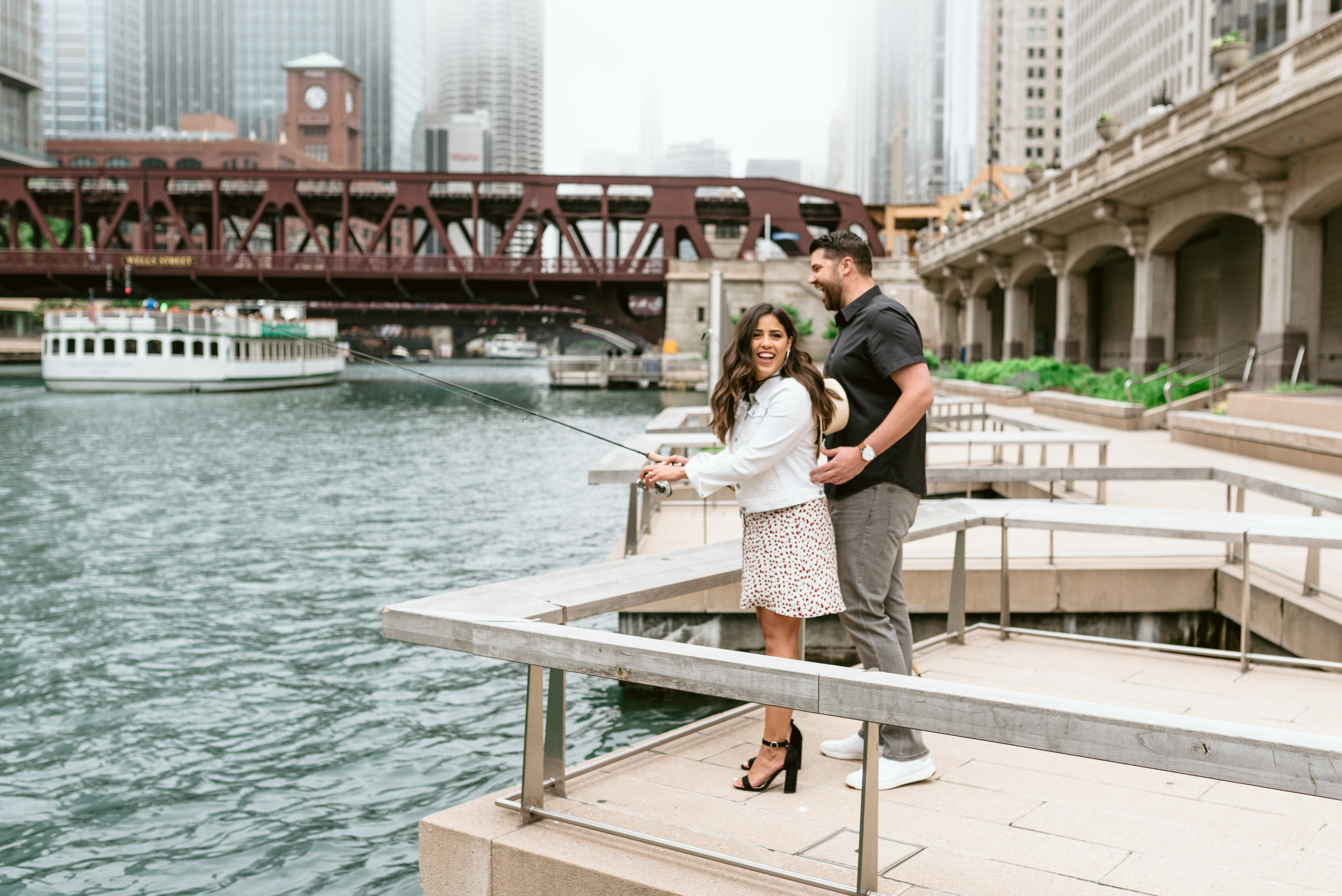 Chicago Riverwalk Engagement Session_ Amanda and Ryan-39.jpg
