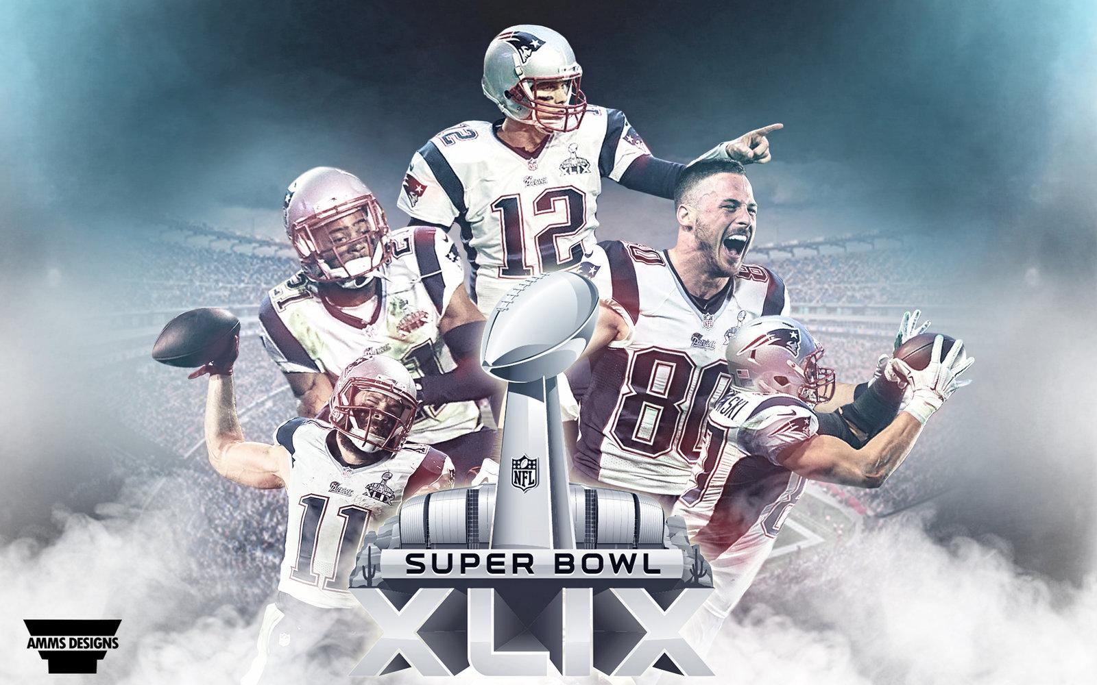 Patriots Superbowl XLIX Wallpaper by AMMSDesings on DeviantArt.jpg