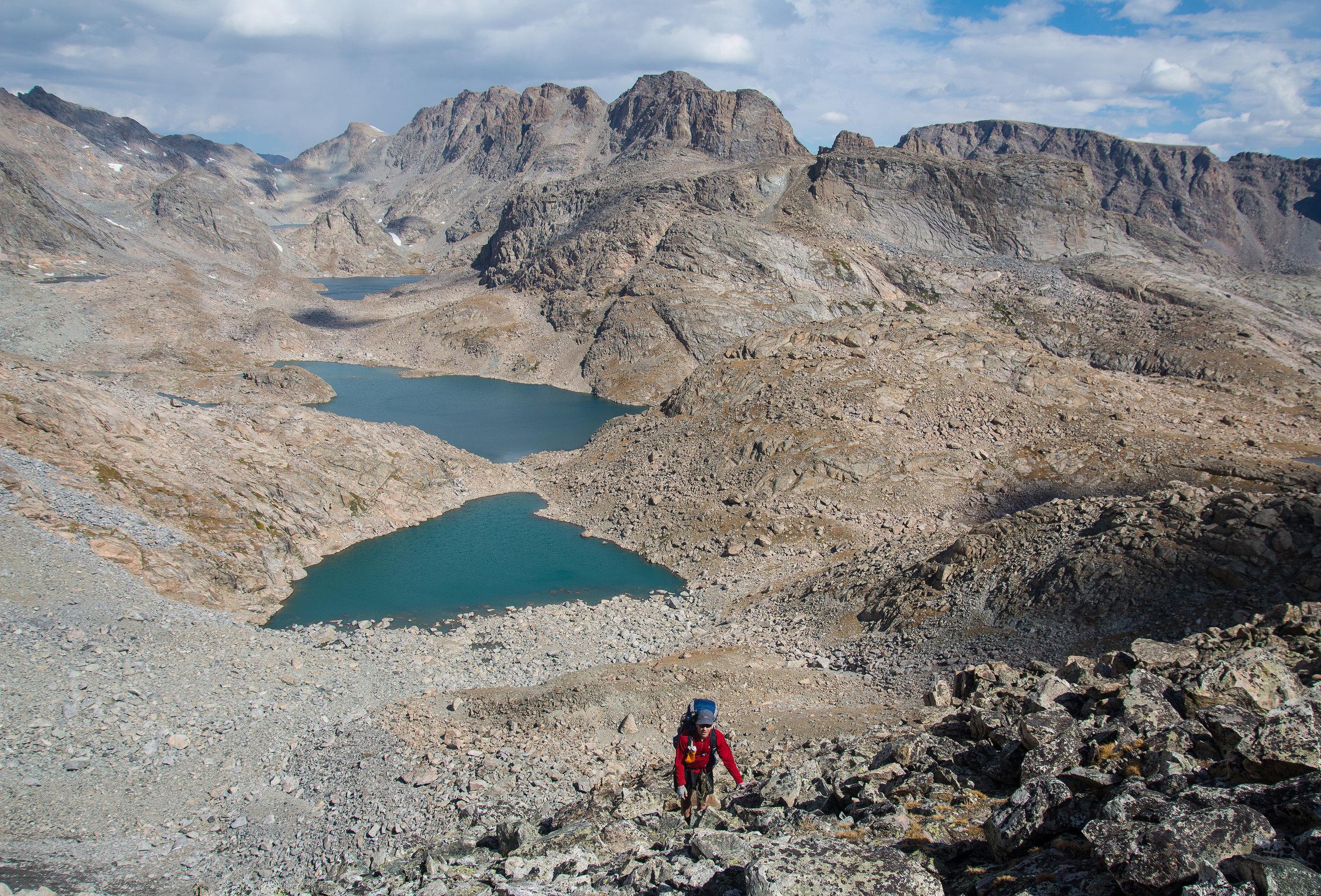 Douglas Peak Pass