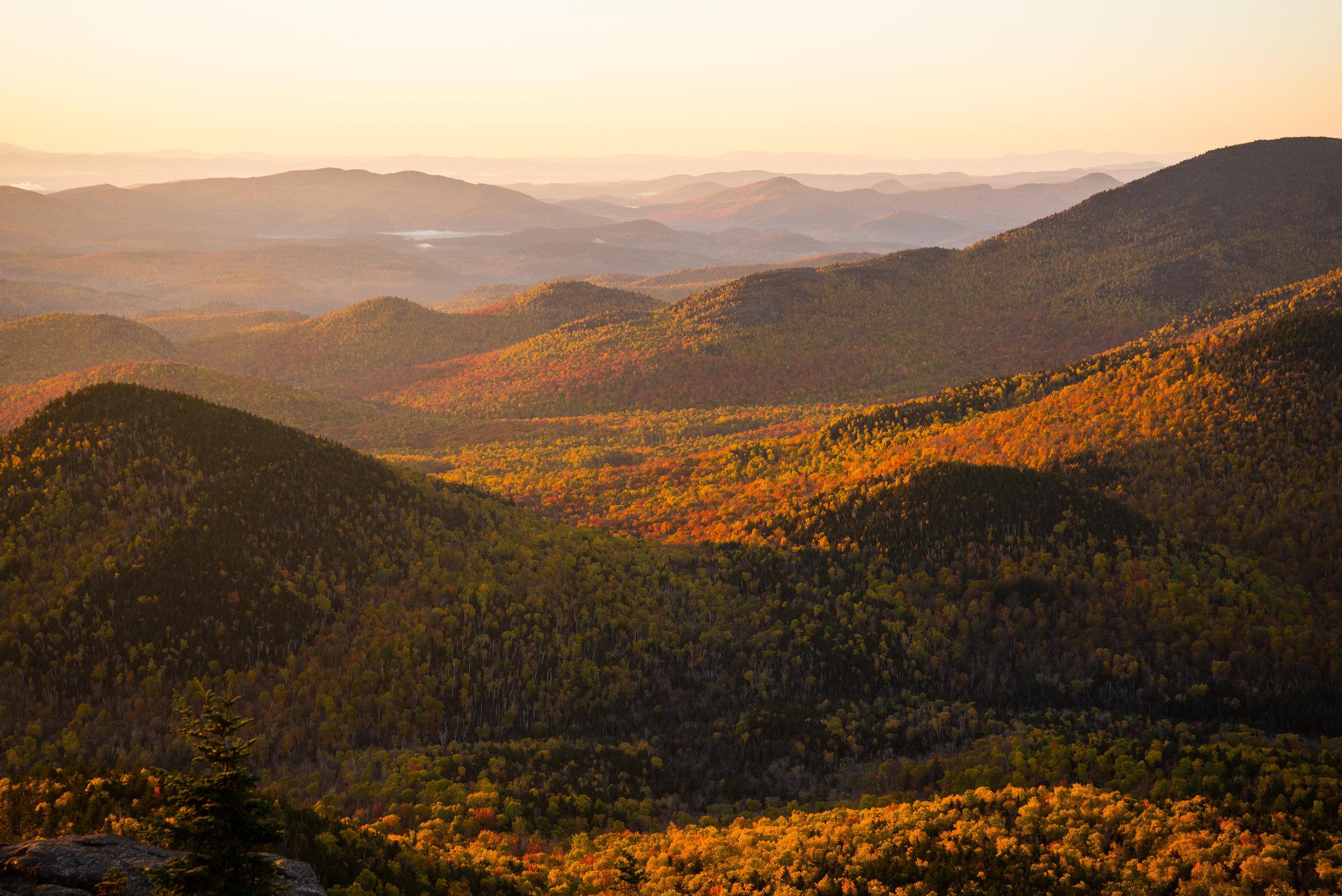 Noonmark Mountain Summit