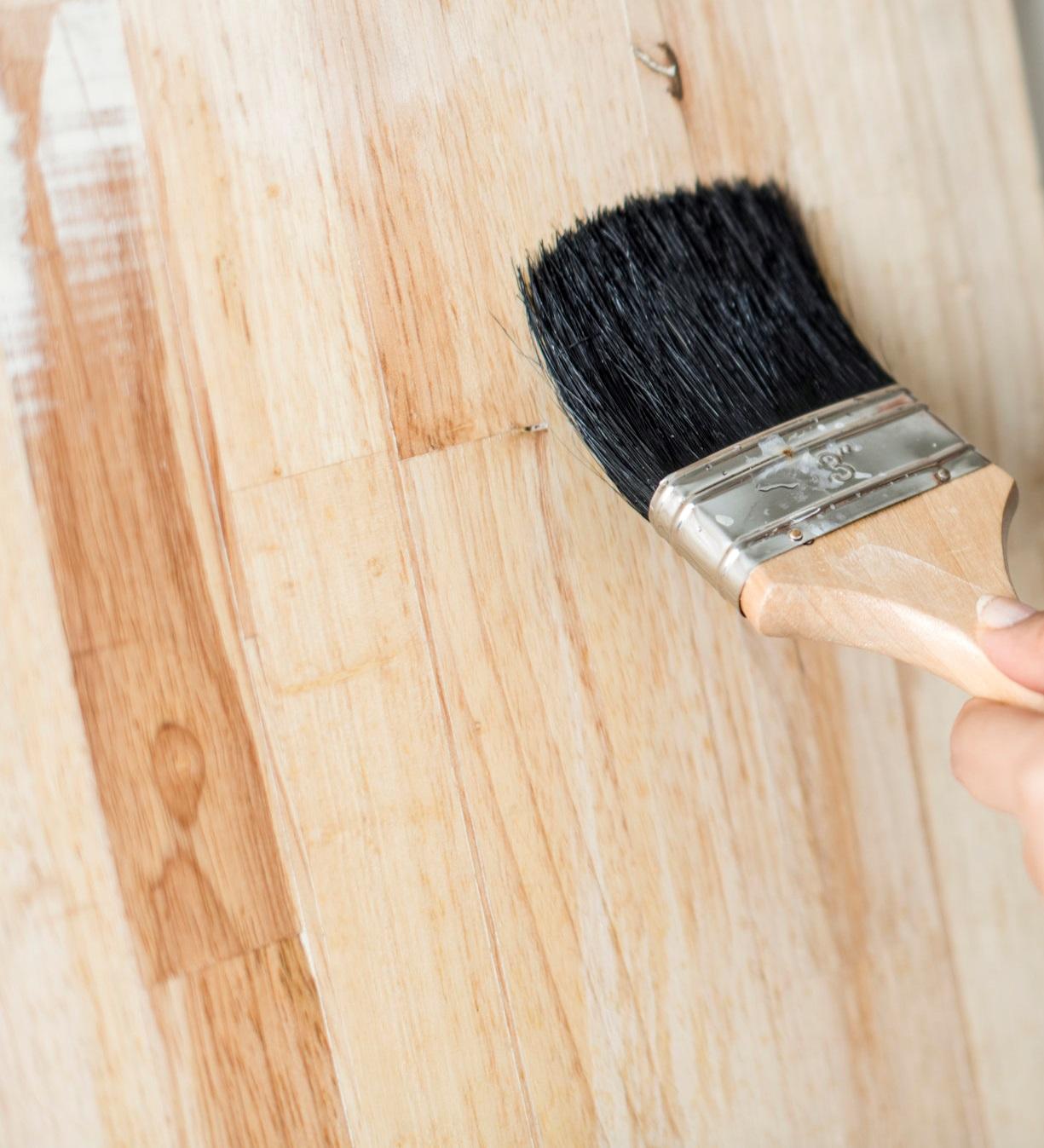 Newcastle Timber Floor Coating