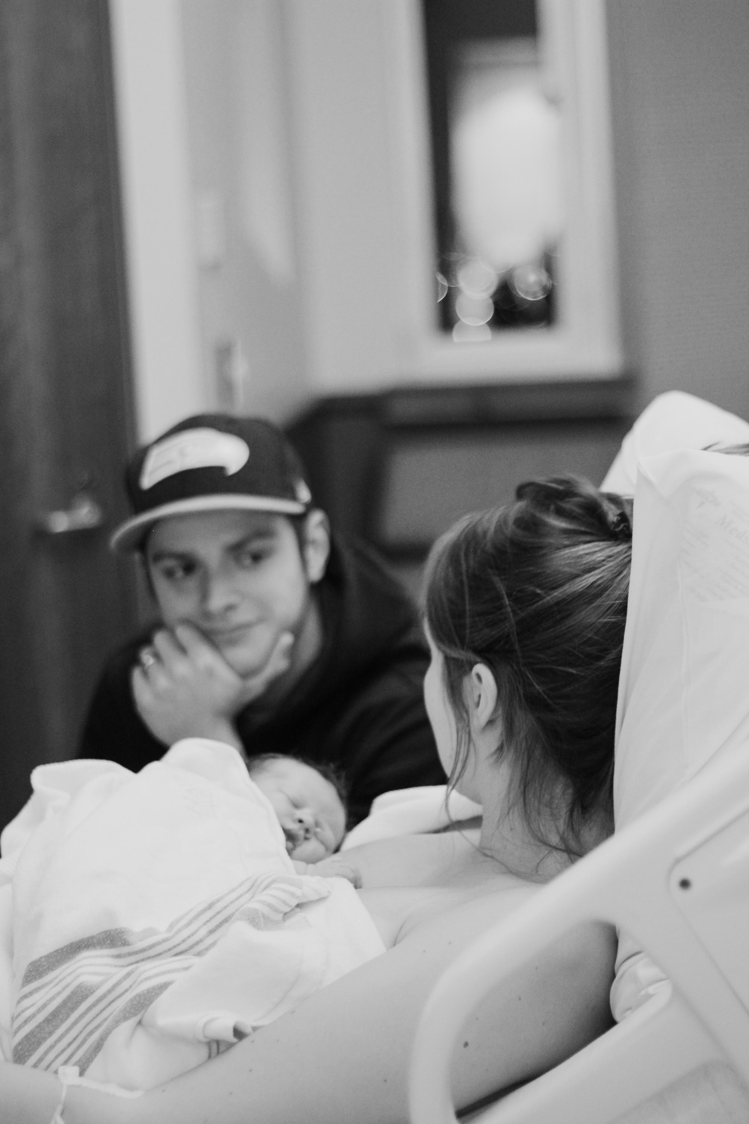 Seattle Wedding Planner has Baby