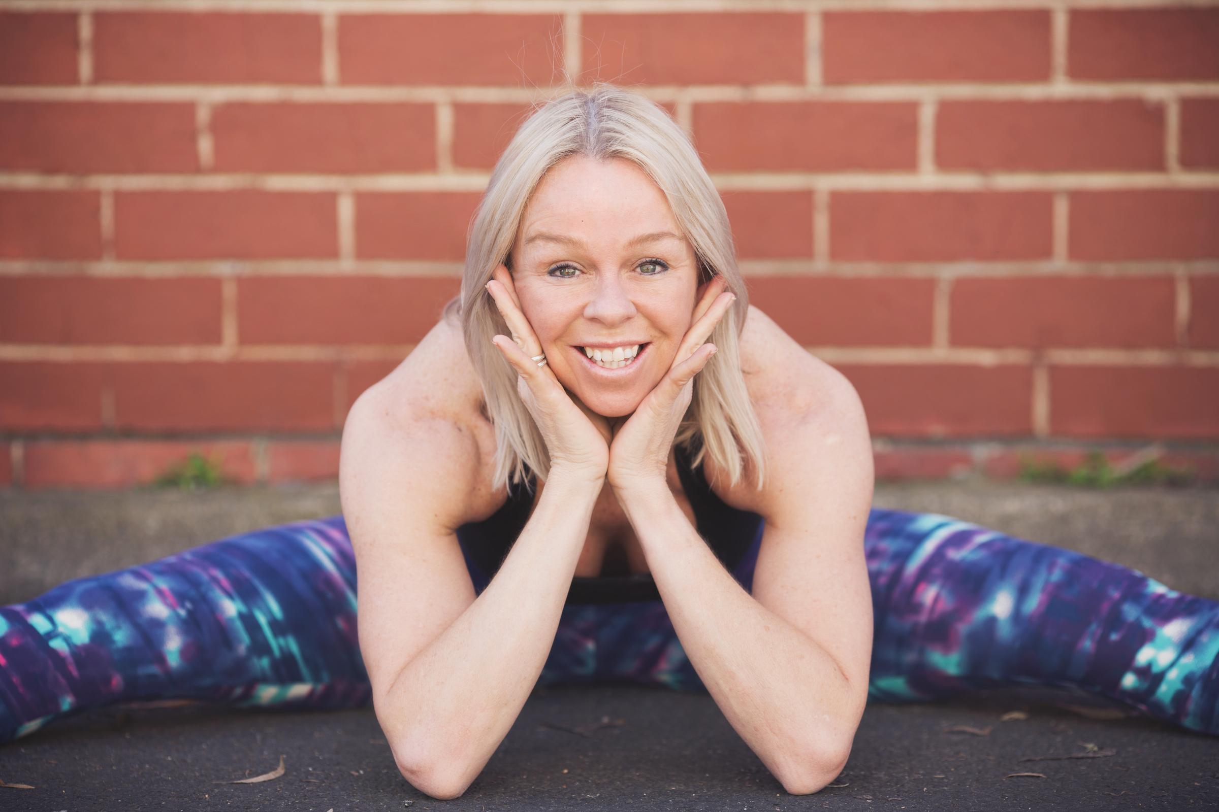 Lisa Masters  Yoga teacher