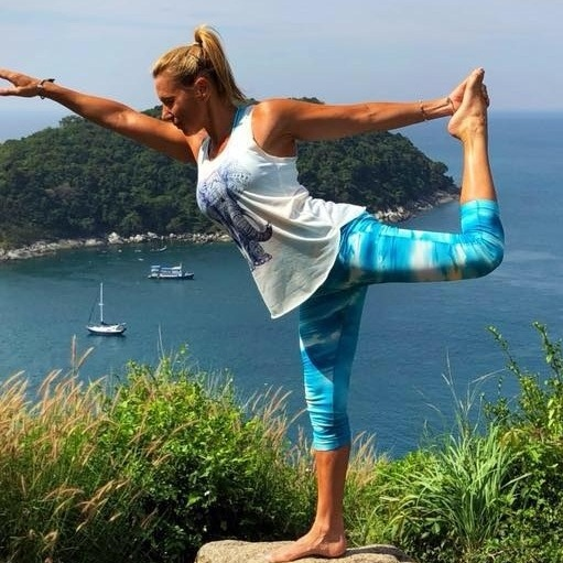 Marie Alessi - Yoga teacher