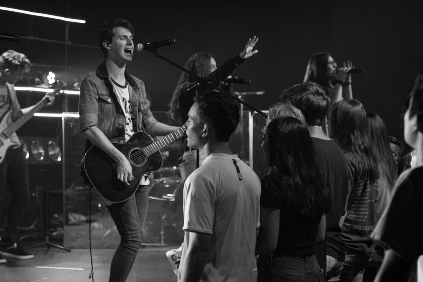 THE SOURCE - Sundays / 9:00 & 10:40 a.m. / Main Auditorium / We encourage our High School students to attend the Main Weekend Services!Wednesdays / 6:00-8:00 p.m. / The Venue (Room 304) / Worship, Teaching, Games!For more information, please email derrick.alvarez@clovishills.com or visit clovishillsyouth.com.
