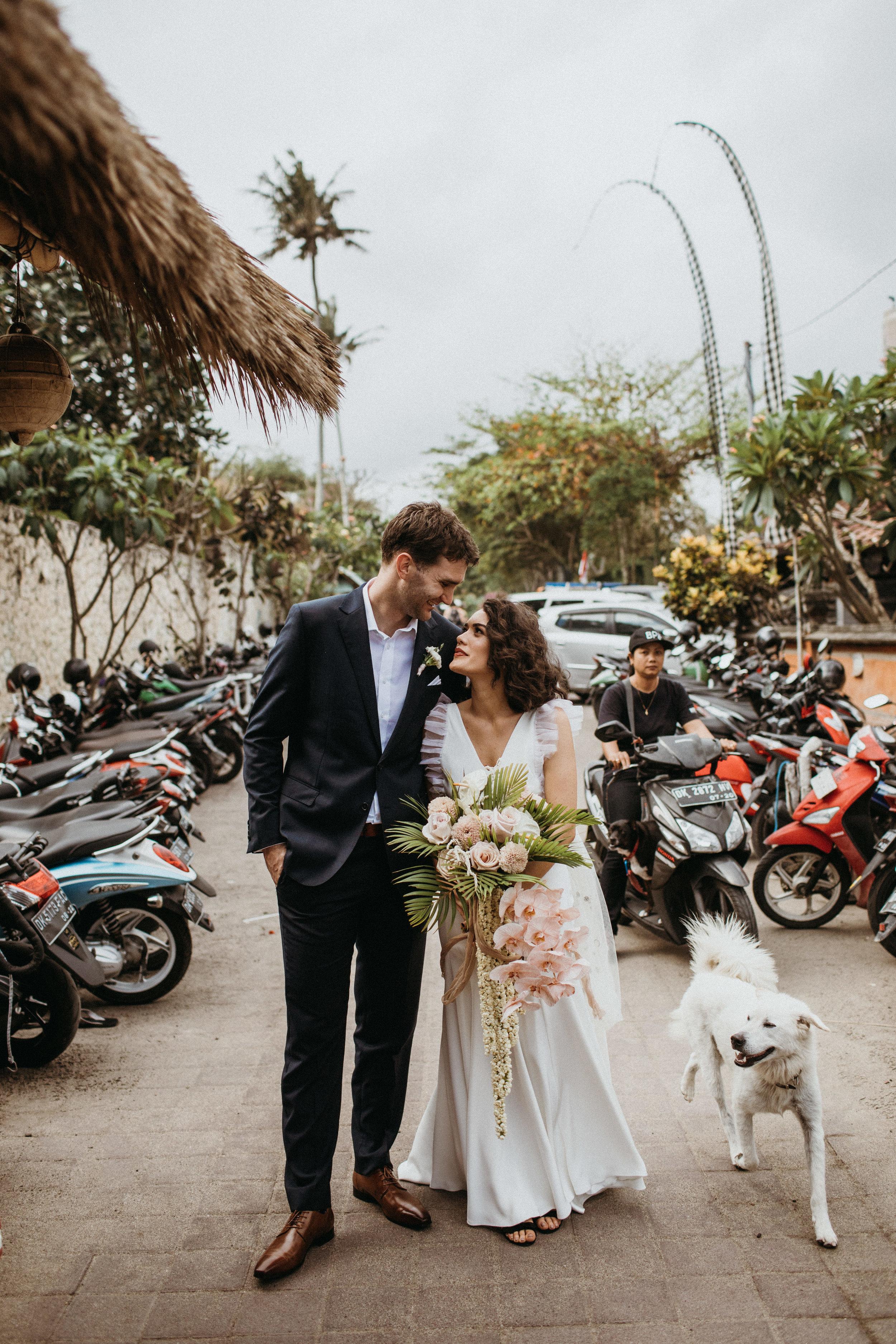 Cain & Melissa // Photo: Natasja Kremers
