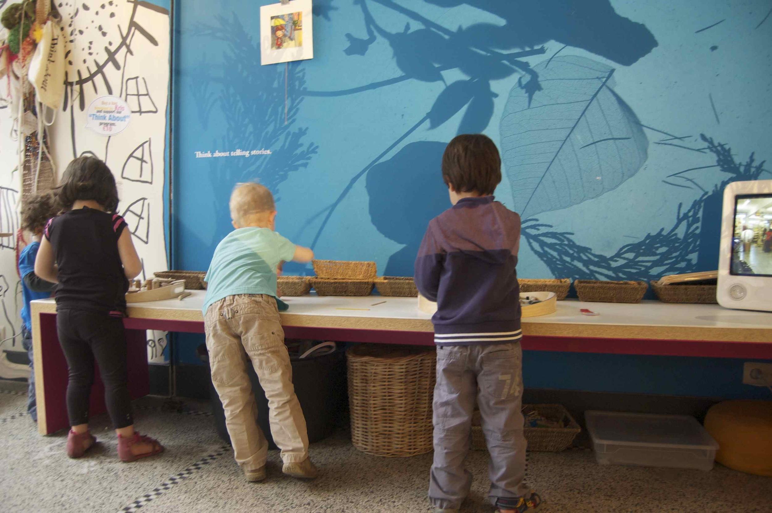 Turtlewings Atelier-Ixelles 2009-2012