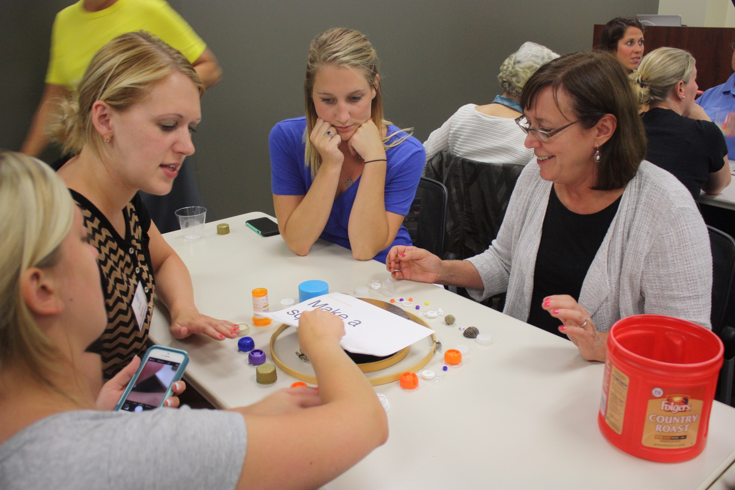 Project Approach Summer Institute, Ambrose University 2014-2015