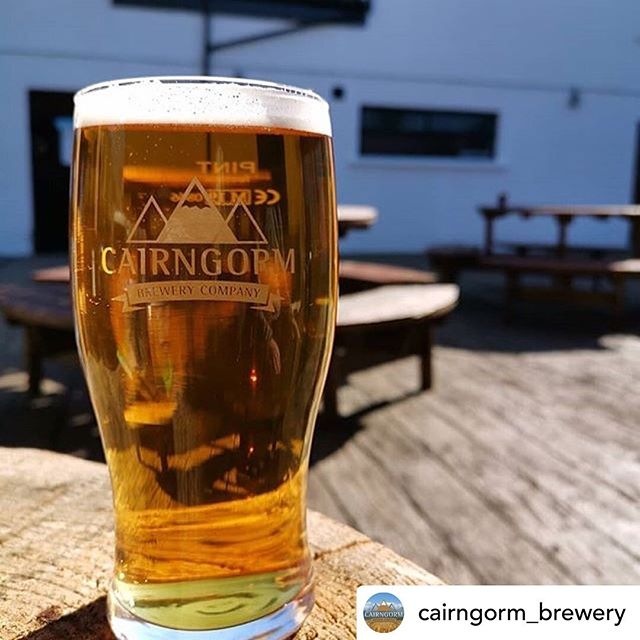 Posted @withrepost • @cairngorm_brewery We made it to Friday! 🍻  Who else is joining us for the #summerbbq @thewinkingowl_aviemore beer garden tomorrow?  Starts at 2pm - see you there!  Check out @thewinkingowl_aviemore for all you need to know!  #music #party #beer #drinks #gin #prosecco #thewinky #thewinkingowl #thebothybar #cairngormbrewery #lochnessbrewery  #aviemore 📸: @mybeerflat