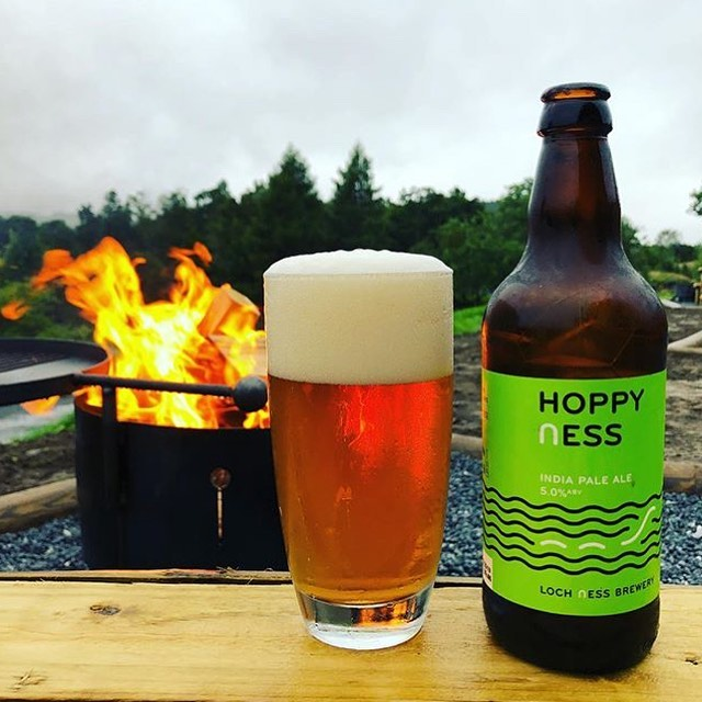 We love to see you lovely folks enjoying our beers whilst out and about in #thegreatoutdoors!  Thanks to @hoppymind  and @fraserstewartadventures for sharing these snaps!  #lochnessbrewery  #scotland  #scottishhighlands  #scottishbeer  #summerinscotland