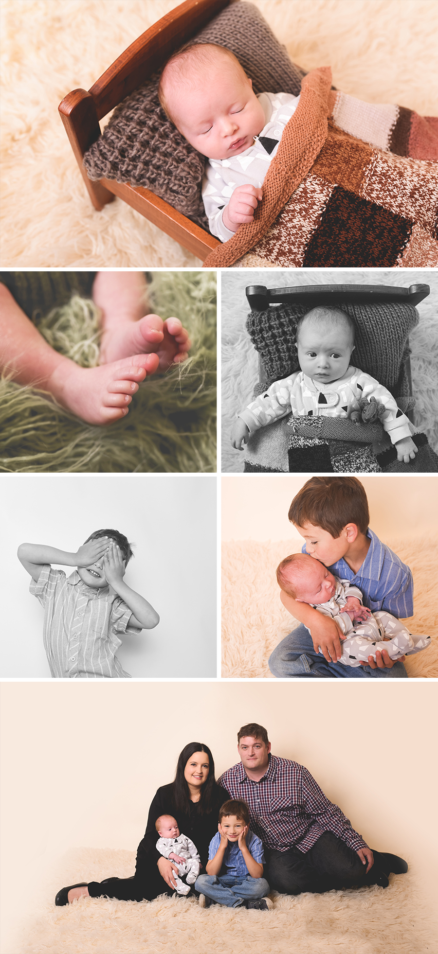dunedin newborn photographer