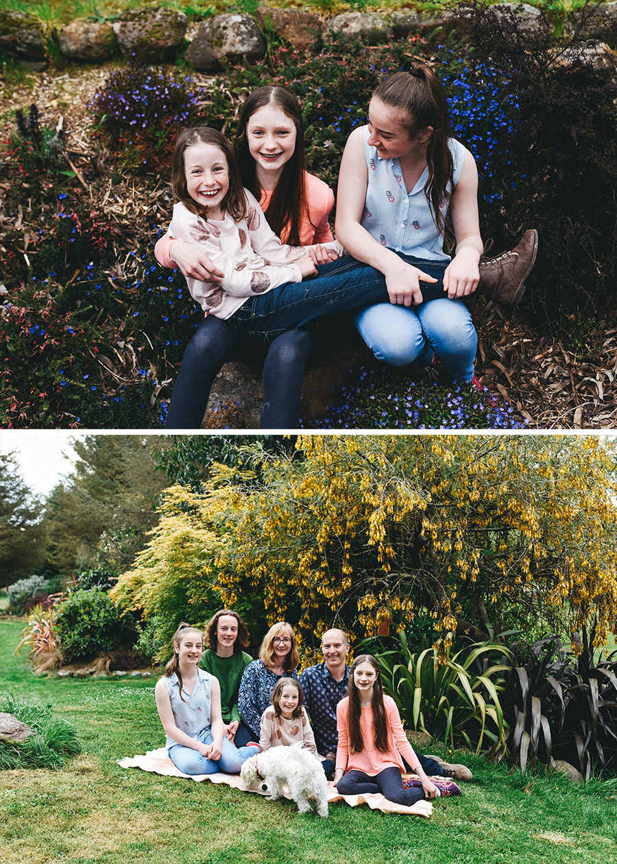 otago dunedin family photography