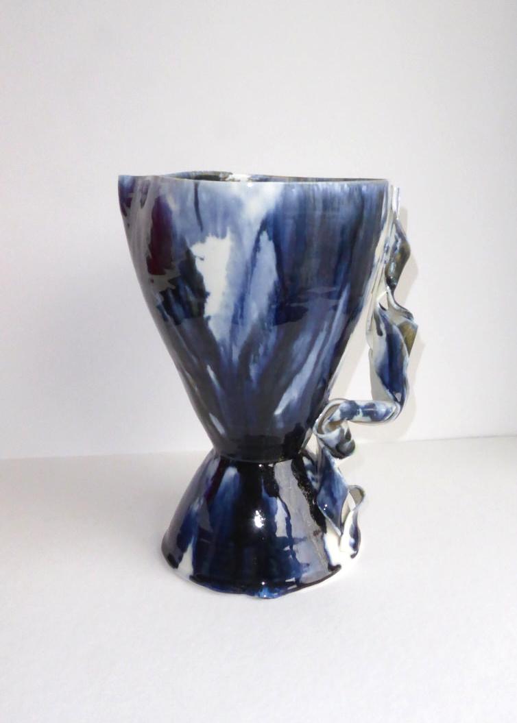 Blue Vessel, 2015