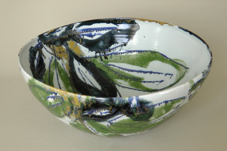 Green Leaf Bowl, 2012.