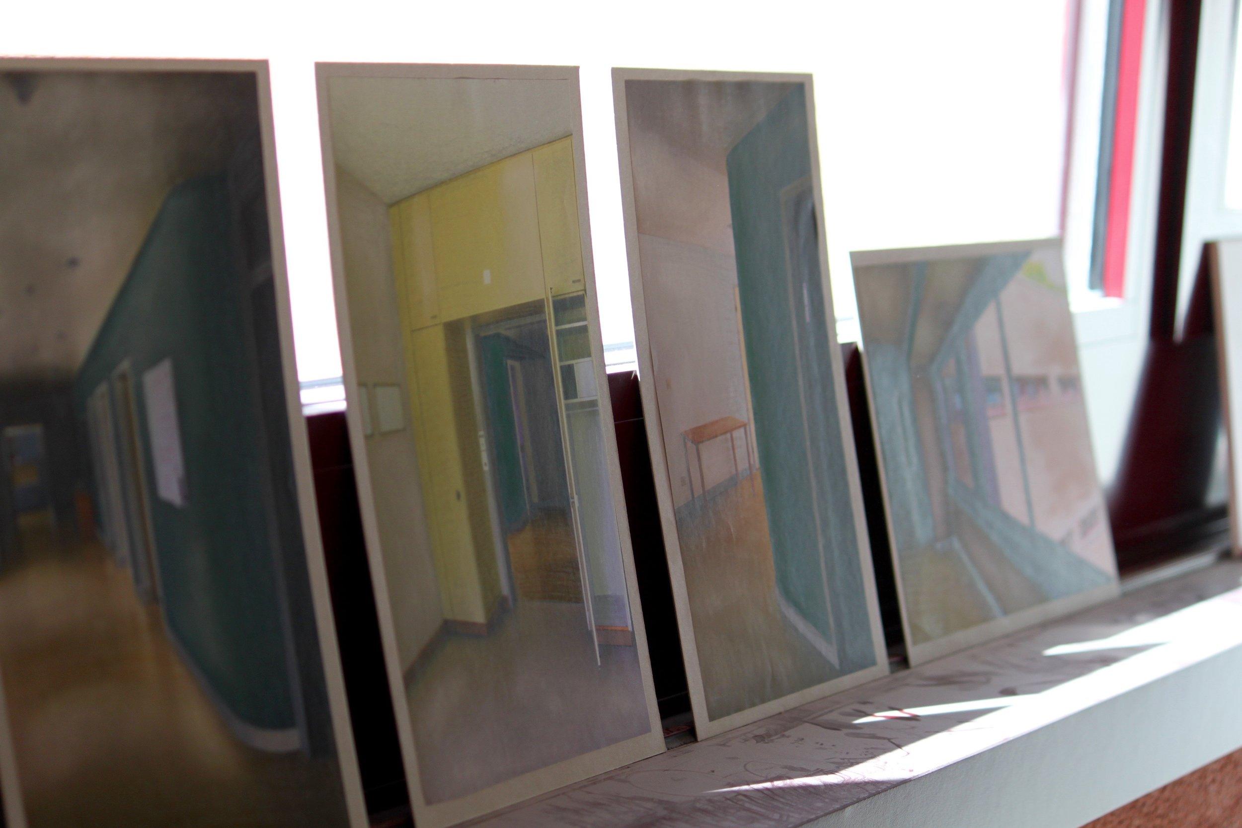 visualisation colour material concept