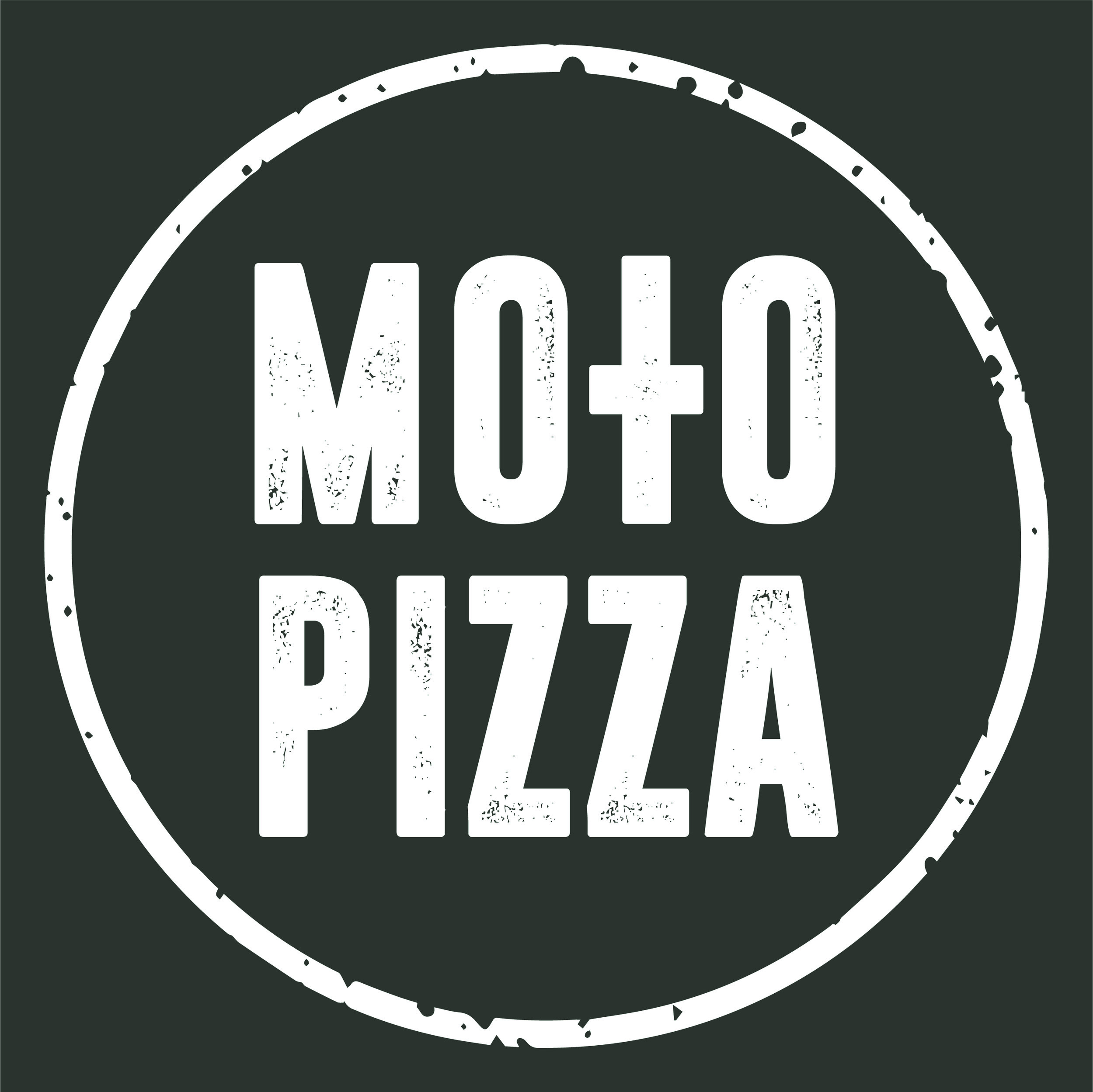 New concept Moto Pizza worked with Avocado Sweets to create their new branding and interior