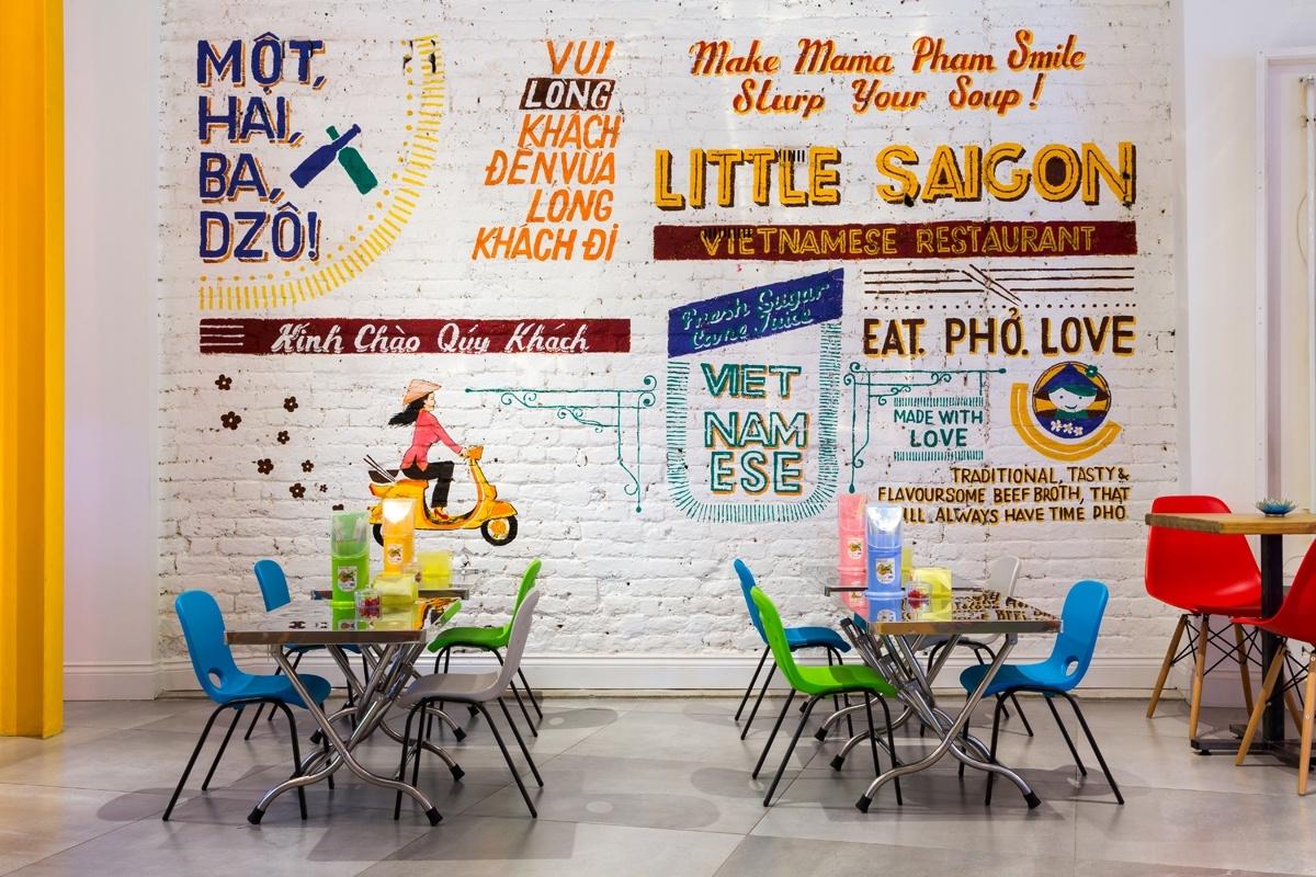 Robert Pham,Little Saigon -