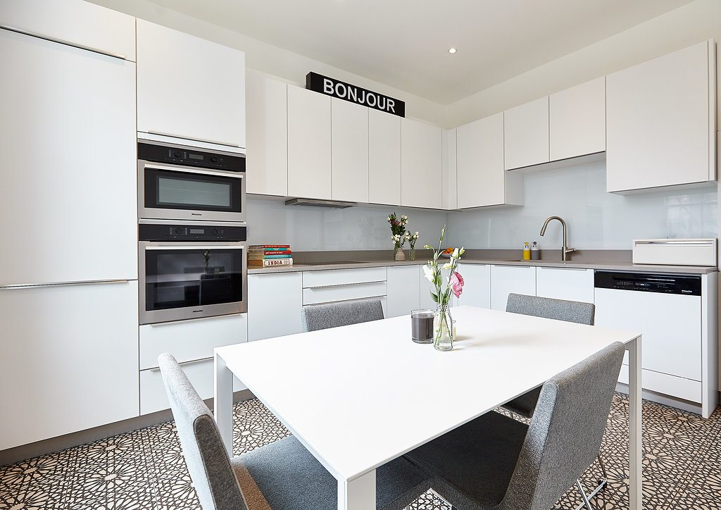 Rob, Highbury Apartment -