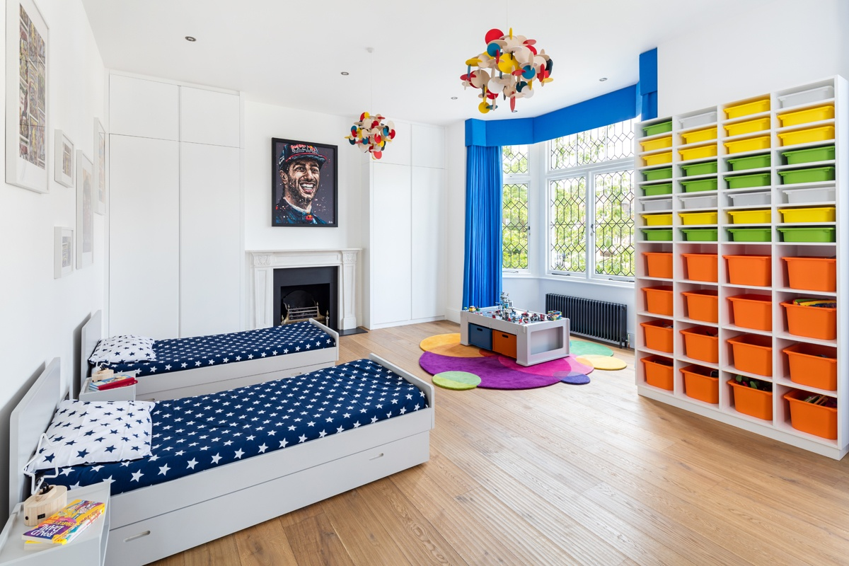 Michelle, Hampstead Family Home -