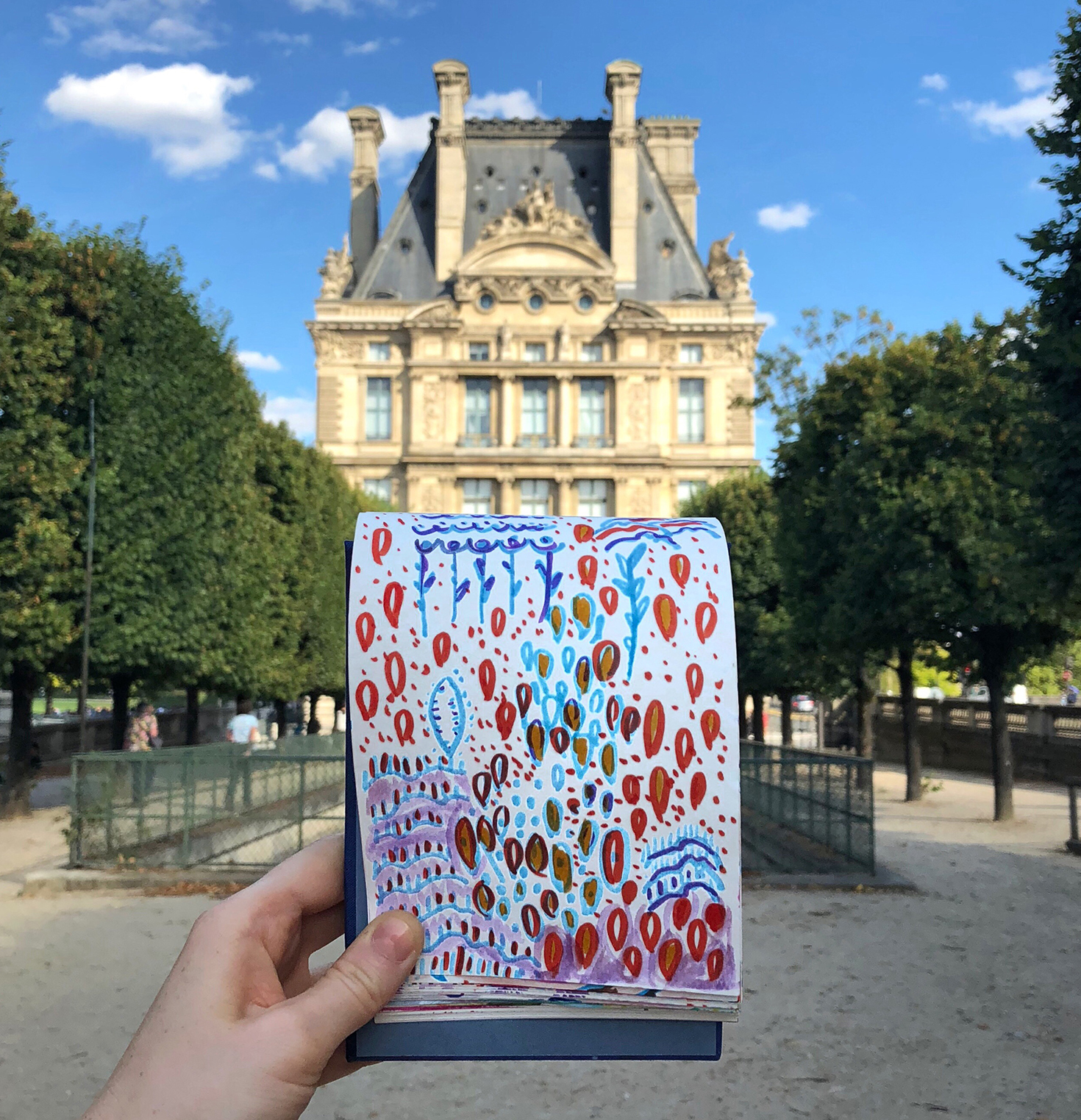 louvre, paris, sketchbook.jpg