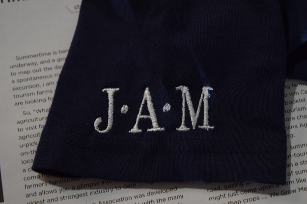 click here to see our monogram options
