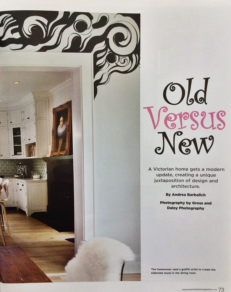 Westchester Home Magazine Winter 2016 , Pinchin House,  Page 73