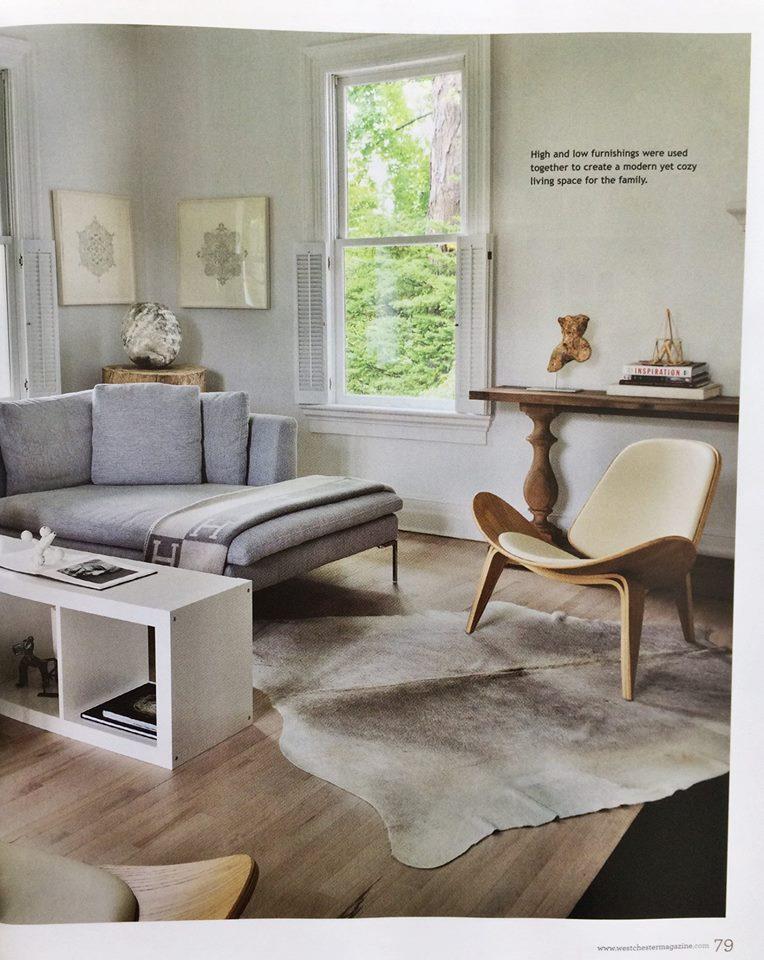 Westchester Home Magazine Winter 2016 , Pinchin House,  Page 79