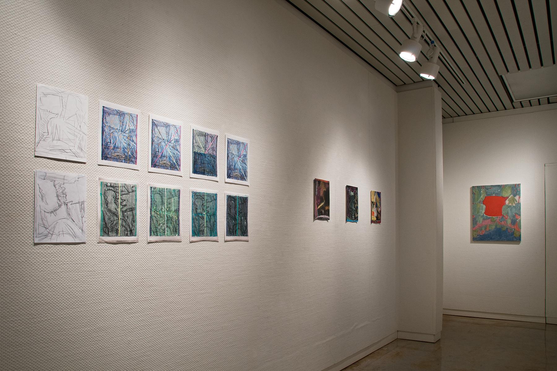 here (solo exhibition, 2nd venue)  Oct 24 - Dec 13, 2016 Diane Marek Visiting Artist Series UT Chattanooga, Chattanooga, TN