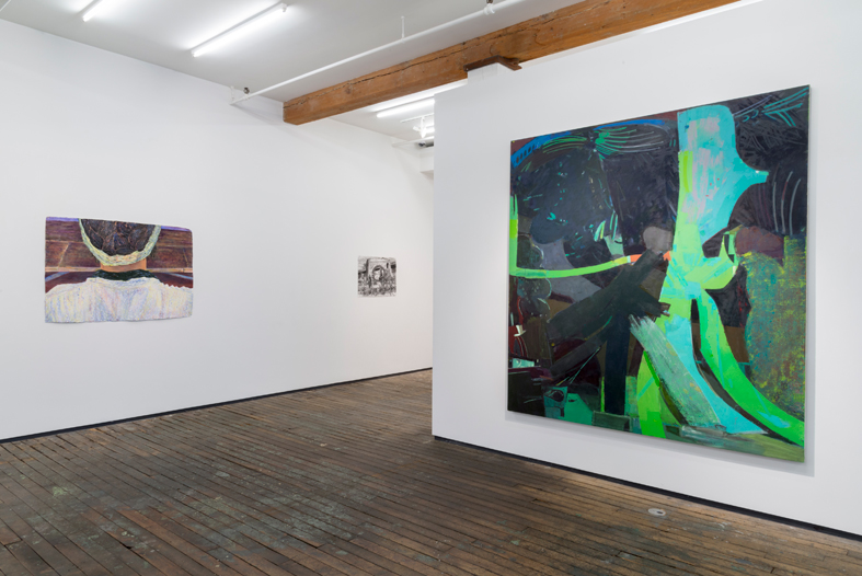 June 24 - July 30, 2016  Stages , curated by Matt Bollinger Zürcher Gallery, NY, NY