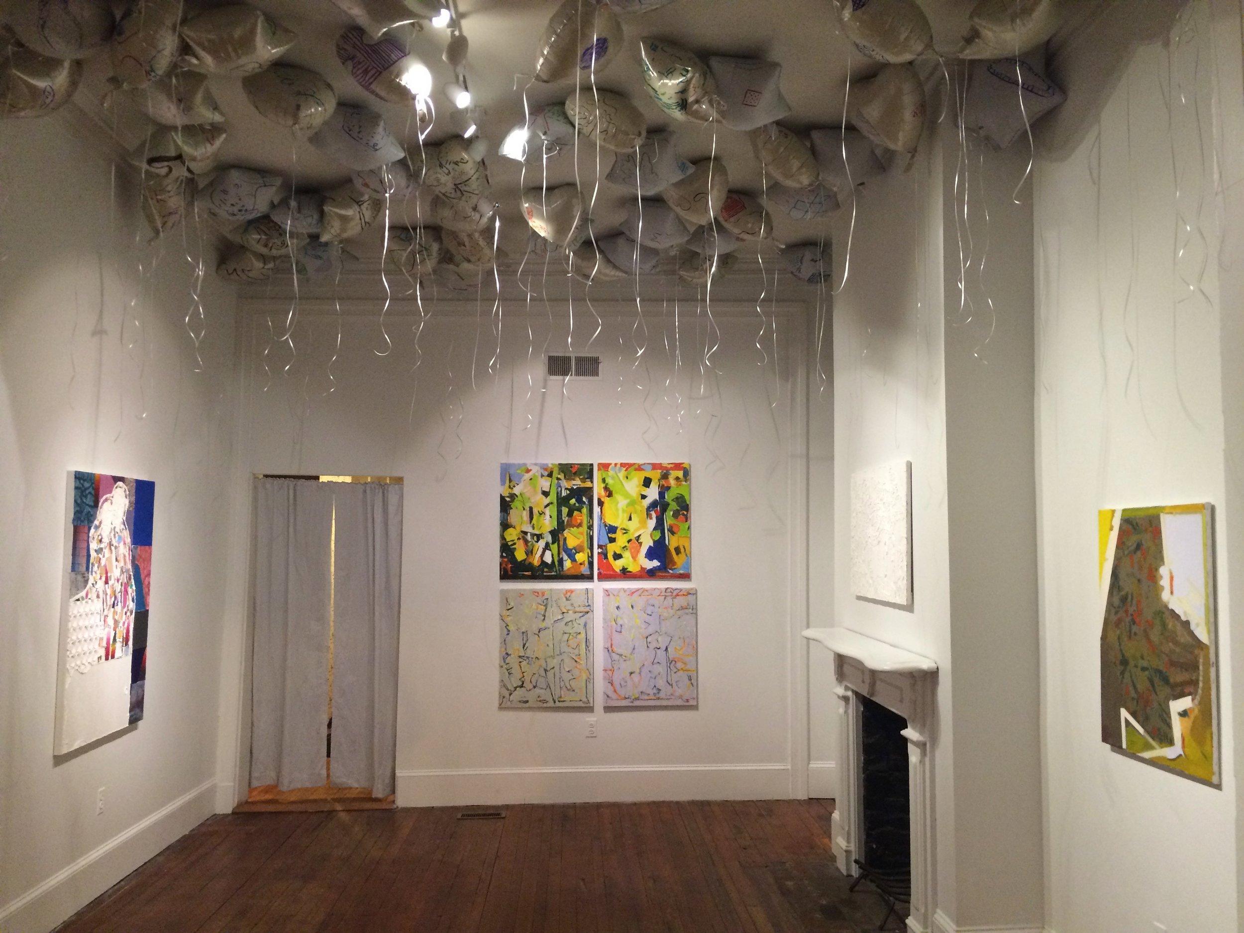 SNAFU! Sangram Majumdar and Dominic Terlizzi  Oct 17 - Nov 20, 2014 Platform Gallery, Baltimore, MD