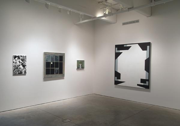 Broken/Window/Plane  Organized by John Yau 16 February - 17 March 2012 Tracy WIlliams, Ltd., NY, NY