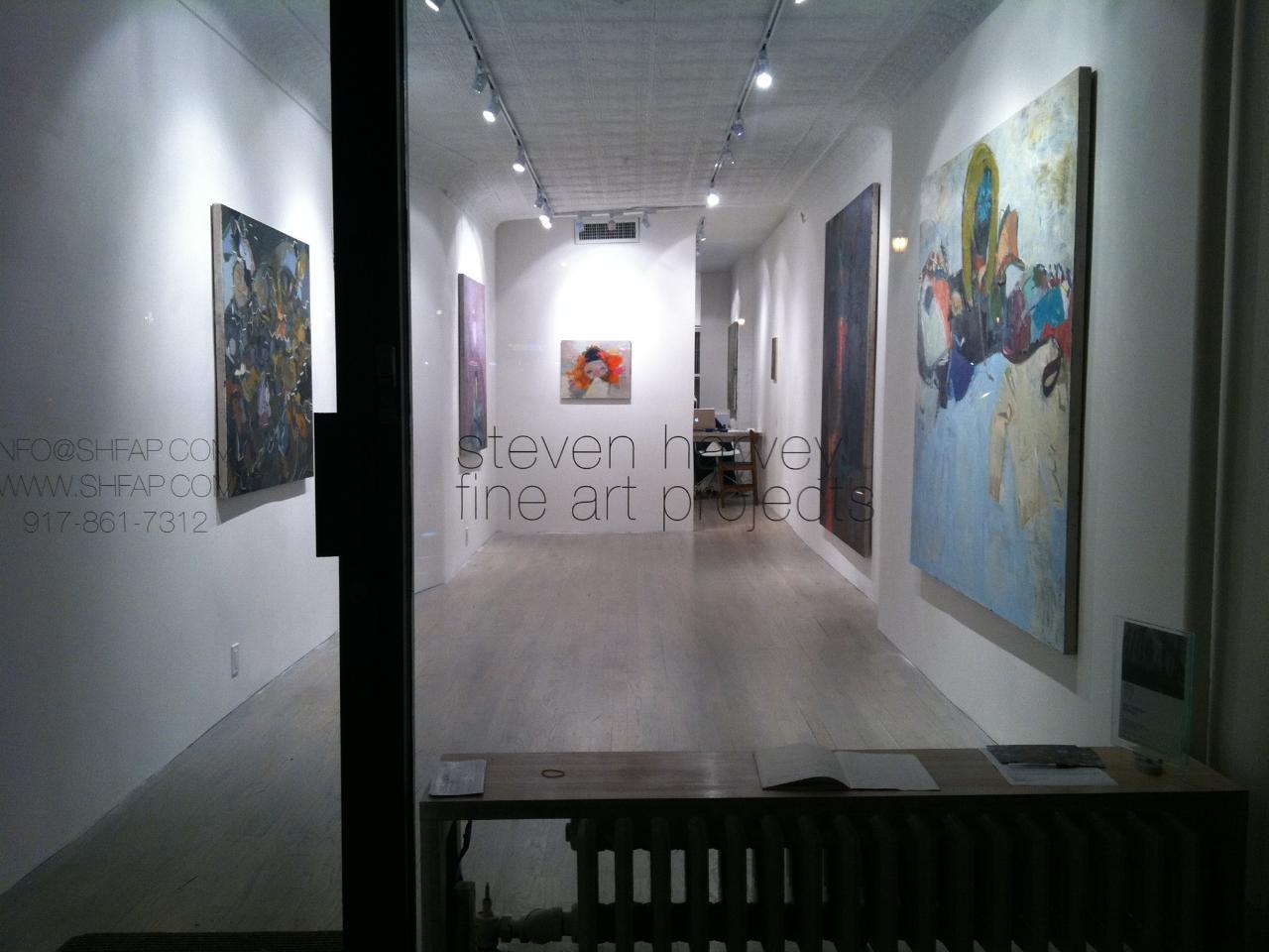 New Work , 2012 Steven Harvey Fine Art Projects, NY, NY
