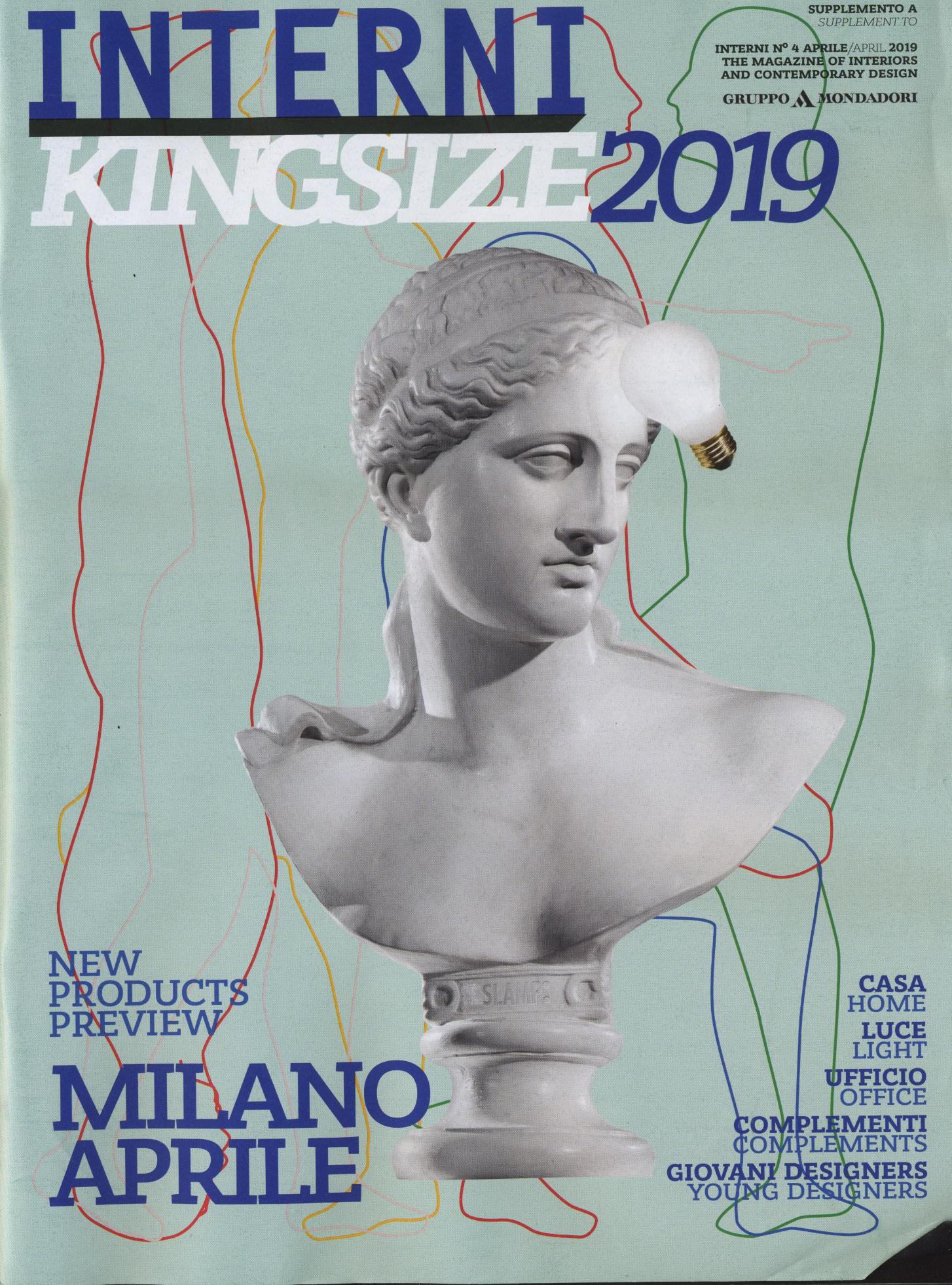 ITALY - APRIL 2019