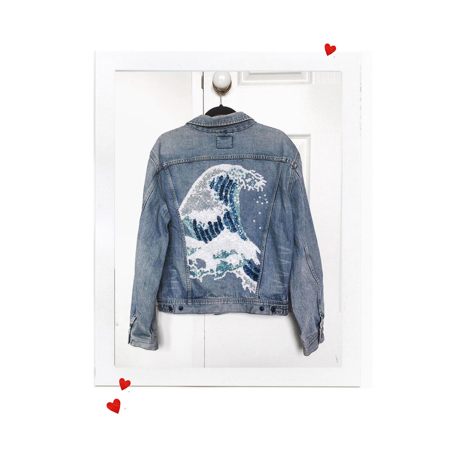 THE GREAT WAVE JACKET