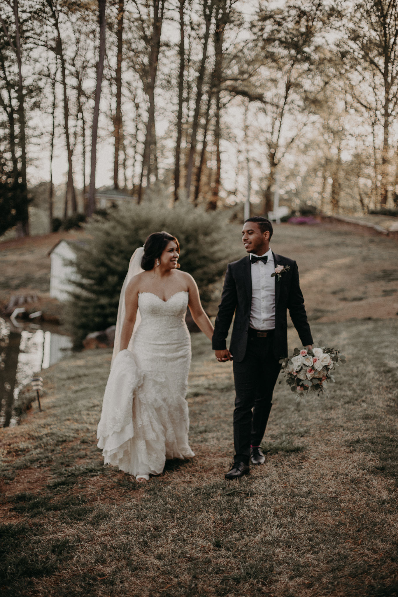 53  - Little River Farms - first look - Atlanta - Wedding Venue - Atlanta Wedding Photographer - Georgia weddings details wedding dress shoes gather groom bridal party_.JPG
