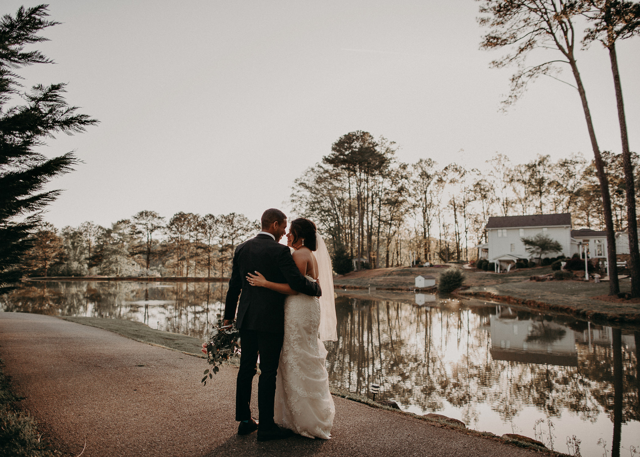 54  - Little River Farms - first look - Atlanta - Wedding Venue - Atlanta Wedding Photographer - Georgia weddings details wedding dress shoes gather groom bridal party .jpg