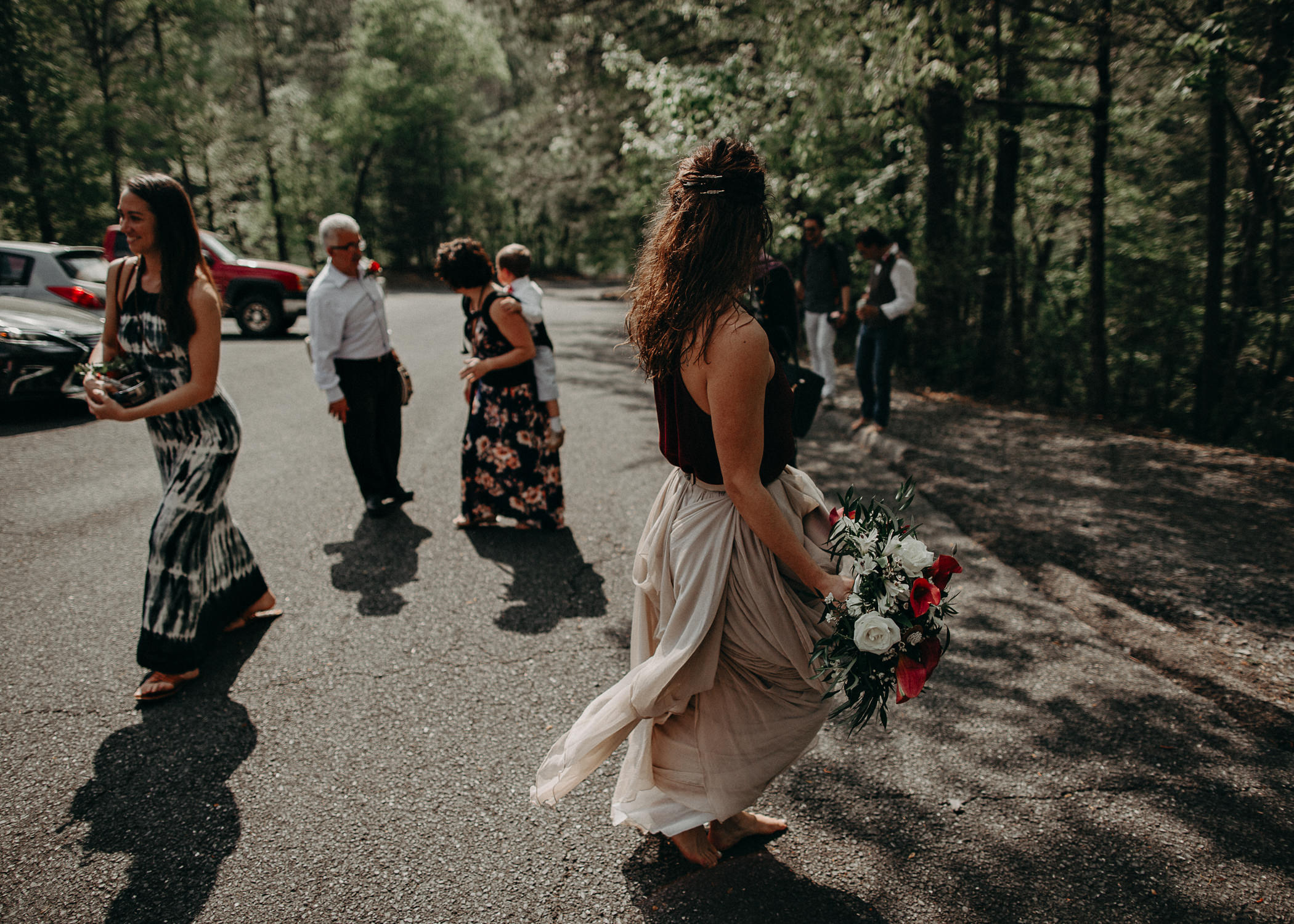 49- Forest wedding boho enchanched fairytale wedding atlanta - ga , intimate, elopement, nature, greens, good vibes. Aline Marin Photography .jpg