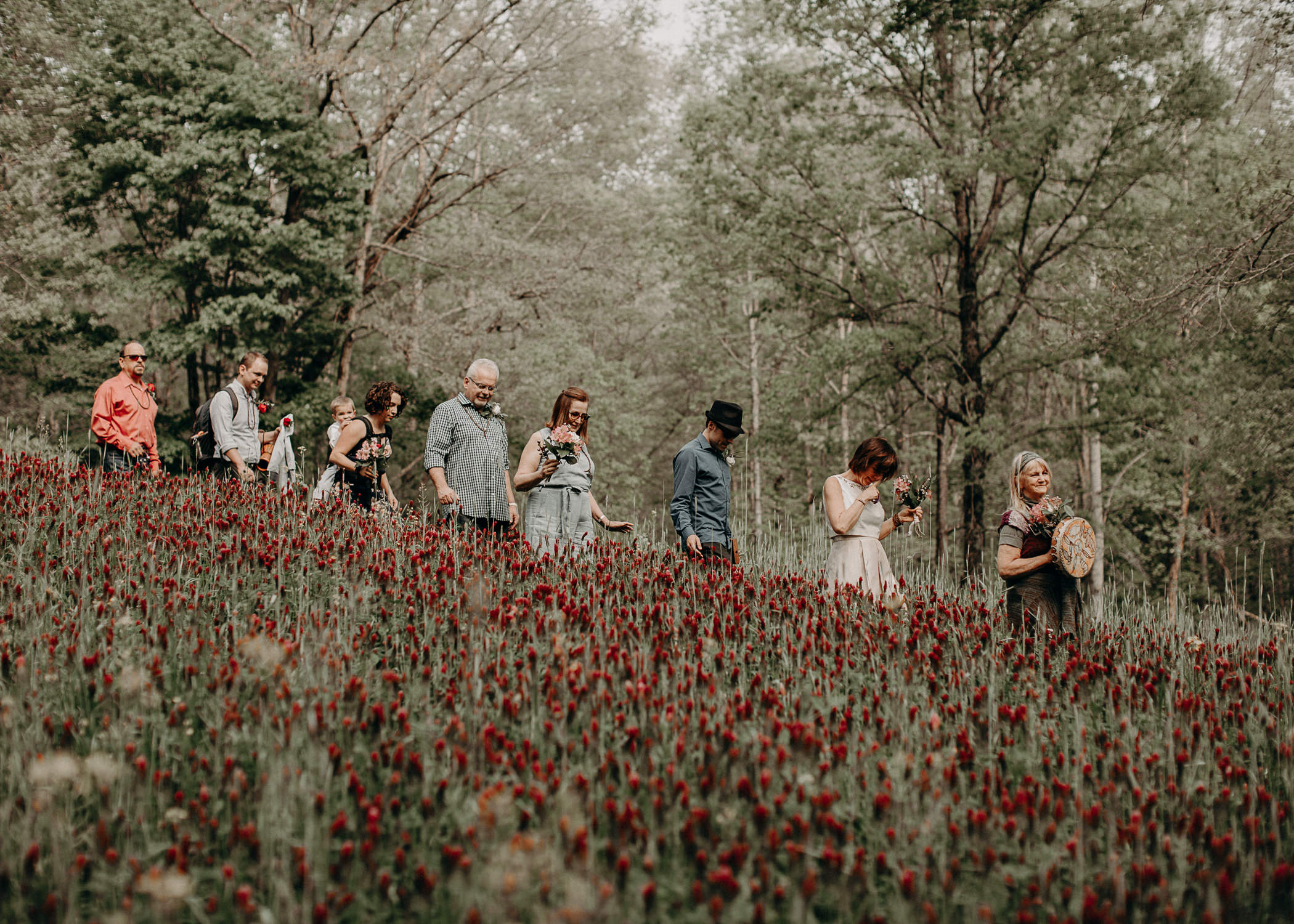 61- Forest wedding boho enchanched fairytale wedding atlanta - ga , intimate, elopement, nature, greens, good vibes. Aline Marin Photography .jpg
