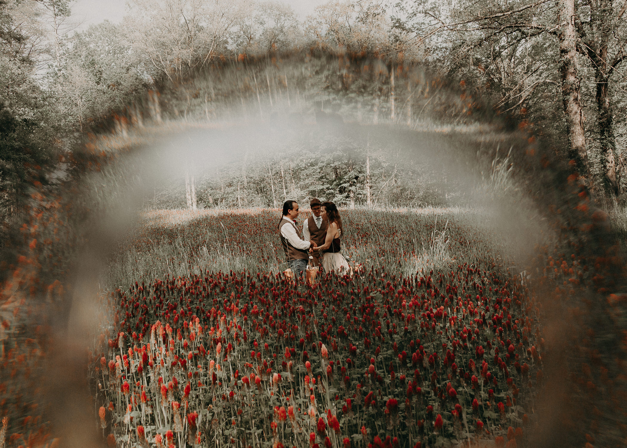 64- Forest wedding boho enchanched fairytale wedding atlanta - ga , intimate, elopement, nature, greens, good vibes. Aline Marin Photography .jpg