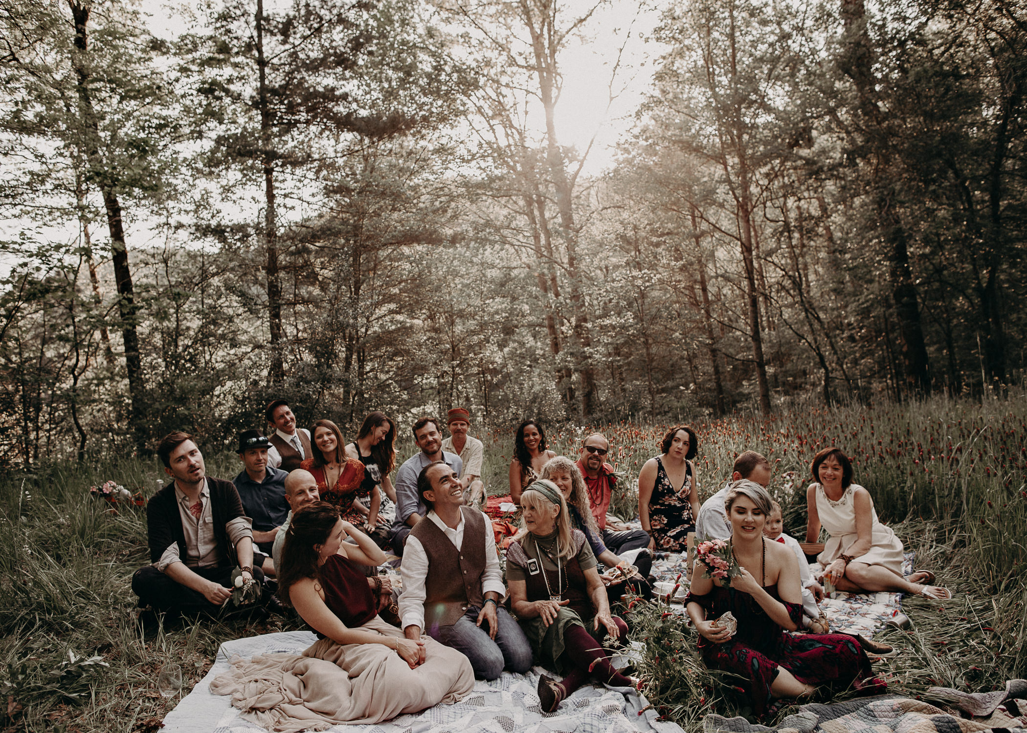 75- Forest wedding boho enchanched fairytale wedding atlanta - ga , intimate, elopement, nature, greens, good vibes. Aline Marin Photography .jpg