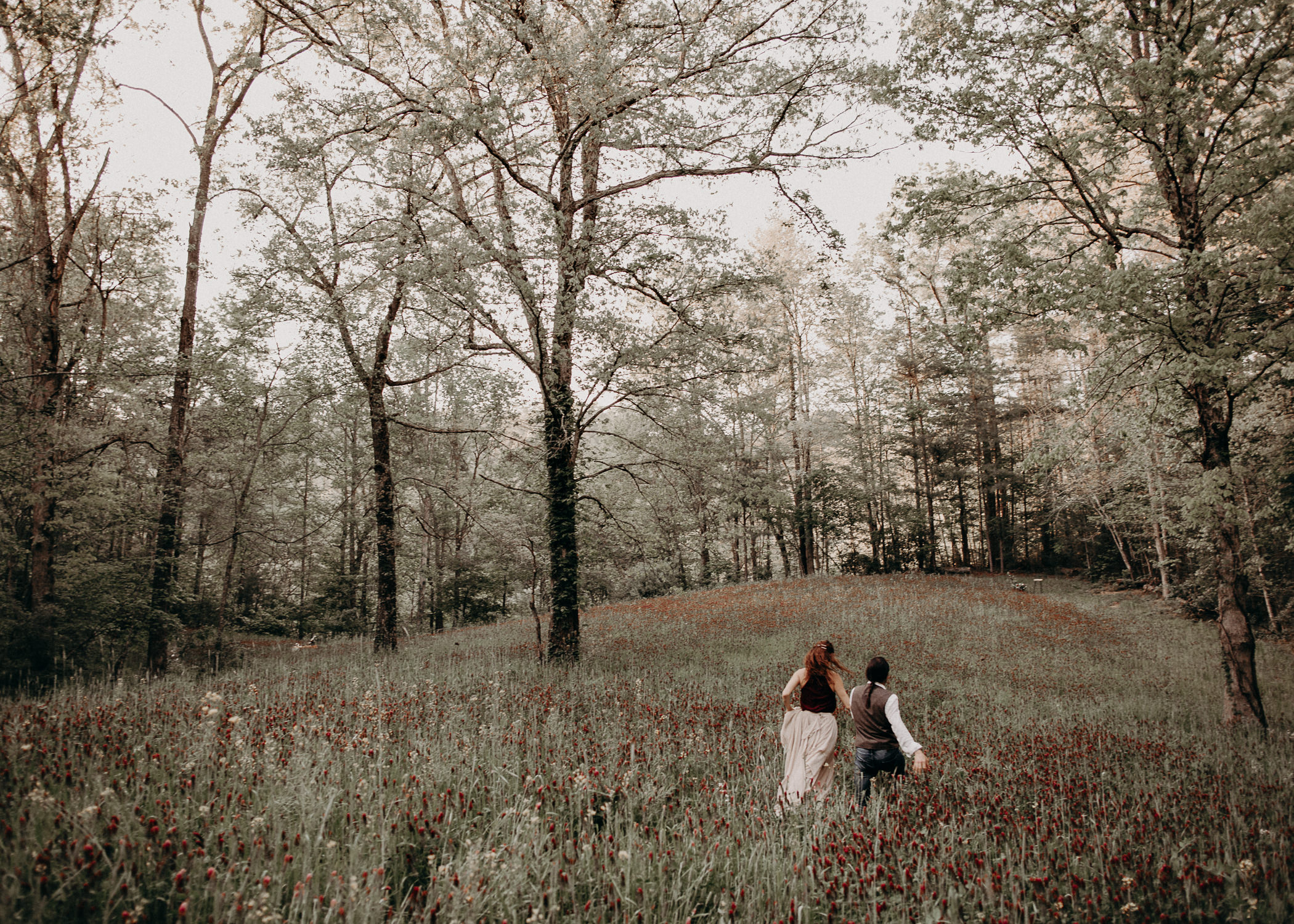 80- Forest wedding boho enchanched fairytale wedding atlanta - ga , intimate, elopement, nature, greens, good vibes. Aline Marin Photography .jpg