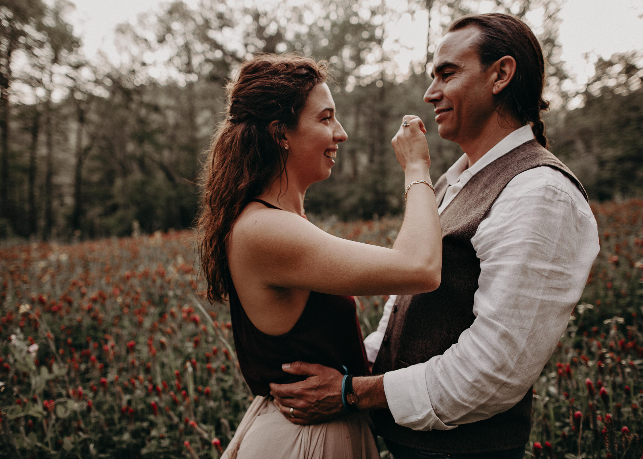 82- Forest wedding boho enchanched fairytale wedding atlanta - ga , intimate, elopement, nature, greens, good vibes. Aline Marin Photography .jpg
