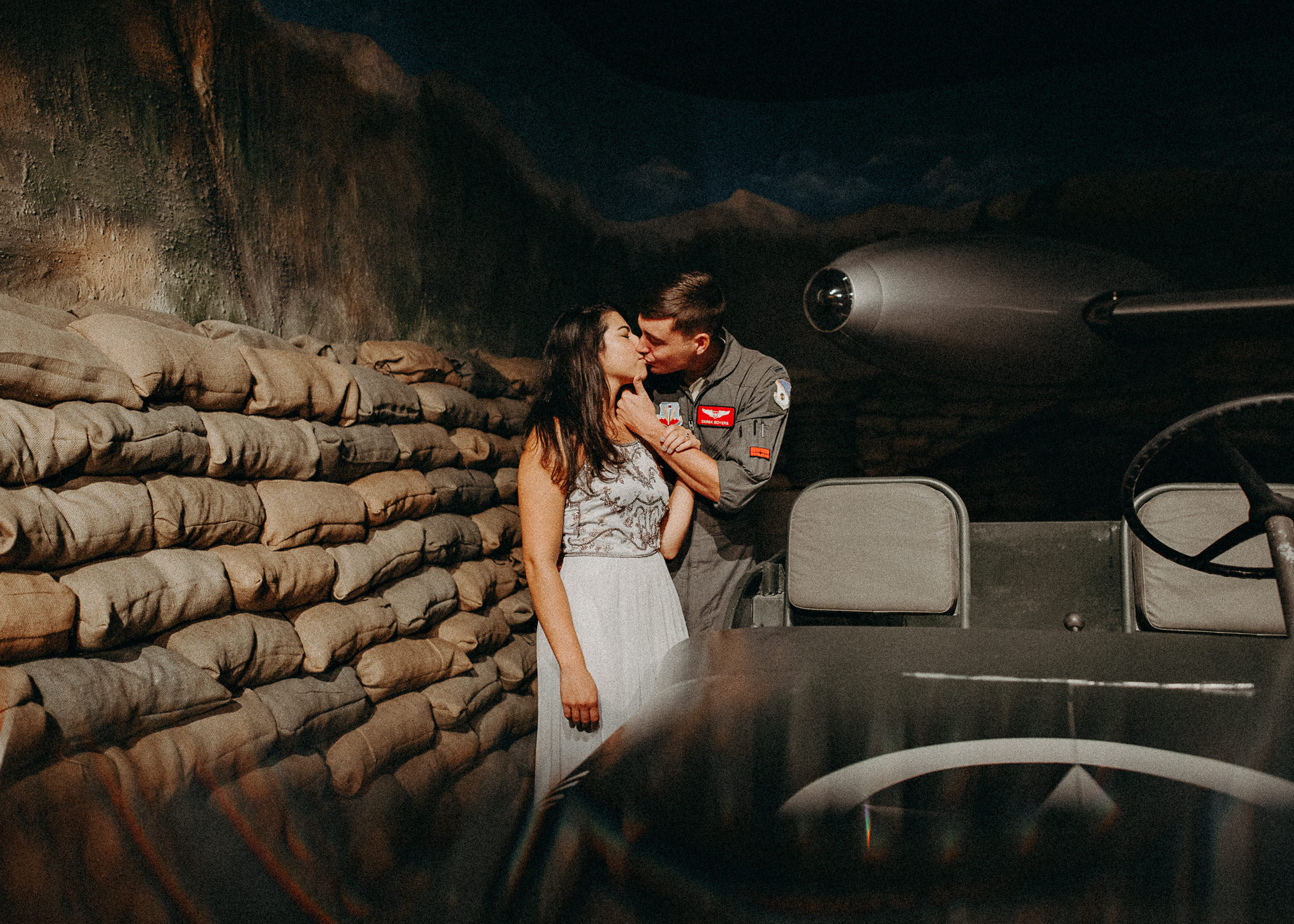 10 Museum of aviation engagement shoot - preview - Aline Marin Atlanta Photographer .jpg