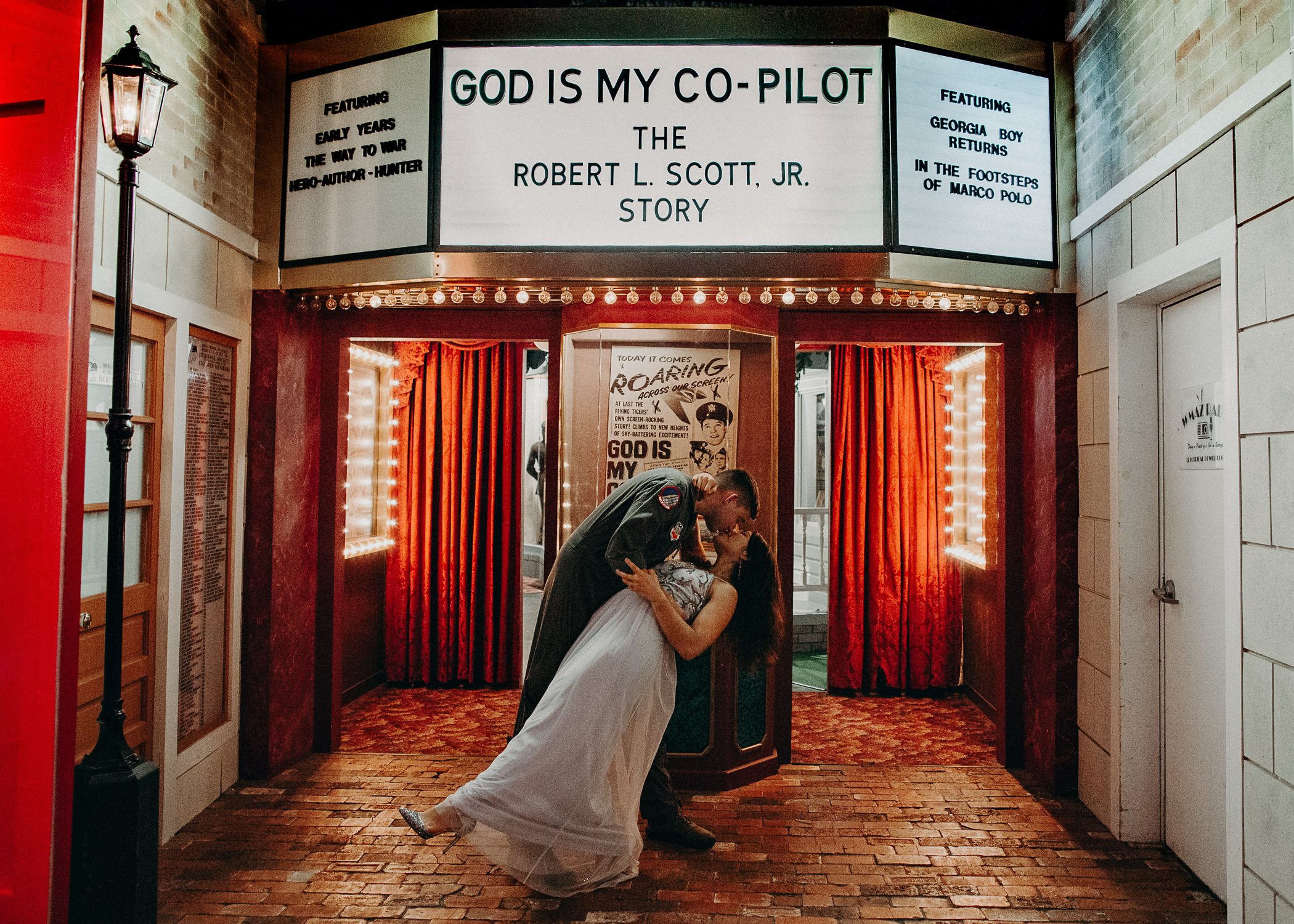 18 Museum of aviation engagement shoot - preview - Aline Marin Atlanta Photographer .jpg