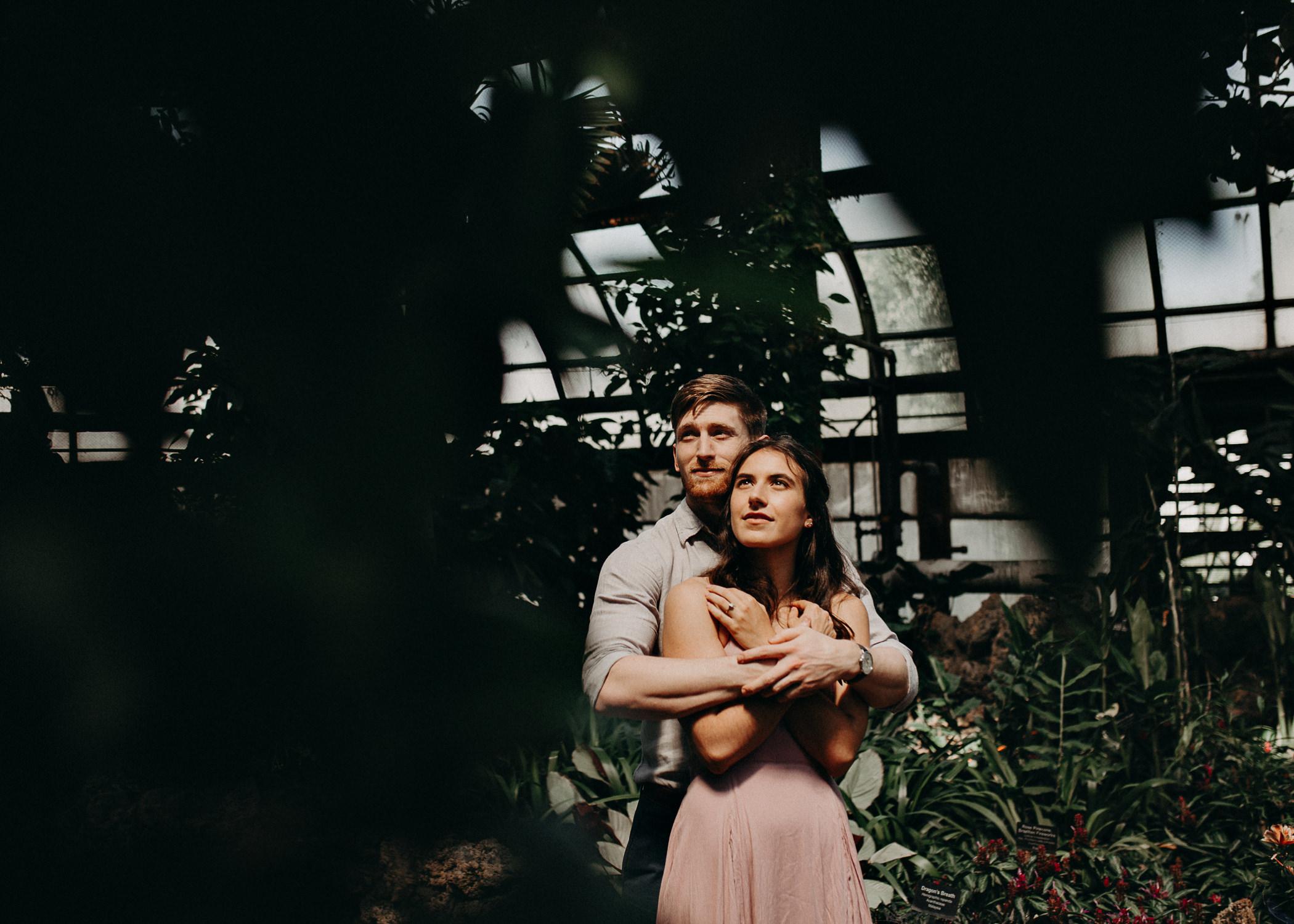 6- Chicago engagement wedding photographer - Aline Marin Photography.jpg