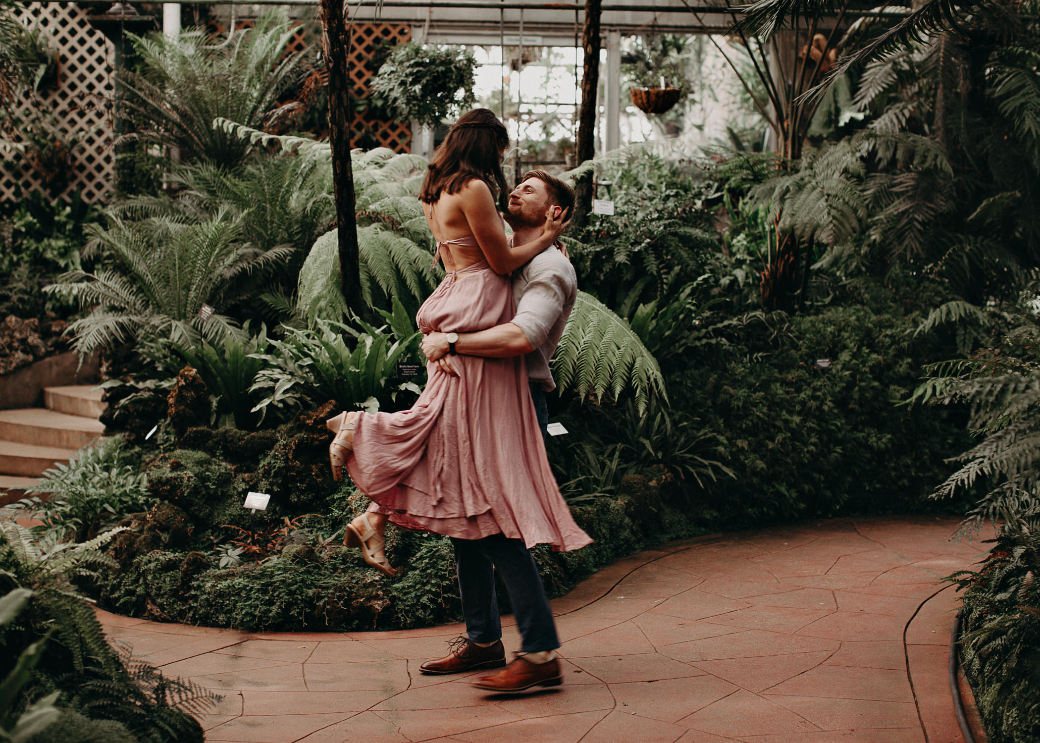 15- Chicago engagement wedding photographer - Aline Marin Photography.jpg
