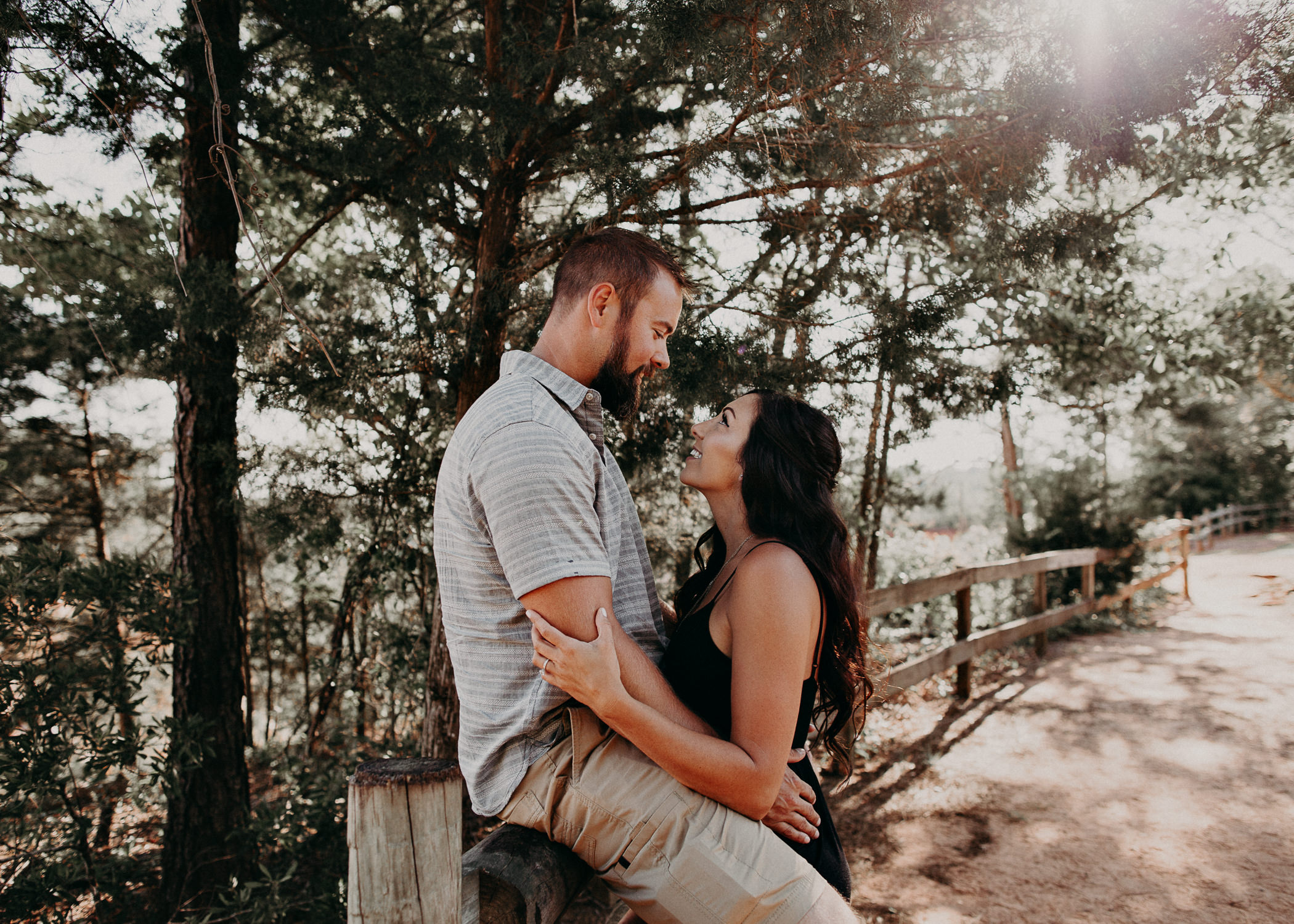 2- providence canyon georgia -engagement-session-atlanta-wedding-photographer, Aline Marin Photography.jpg
